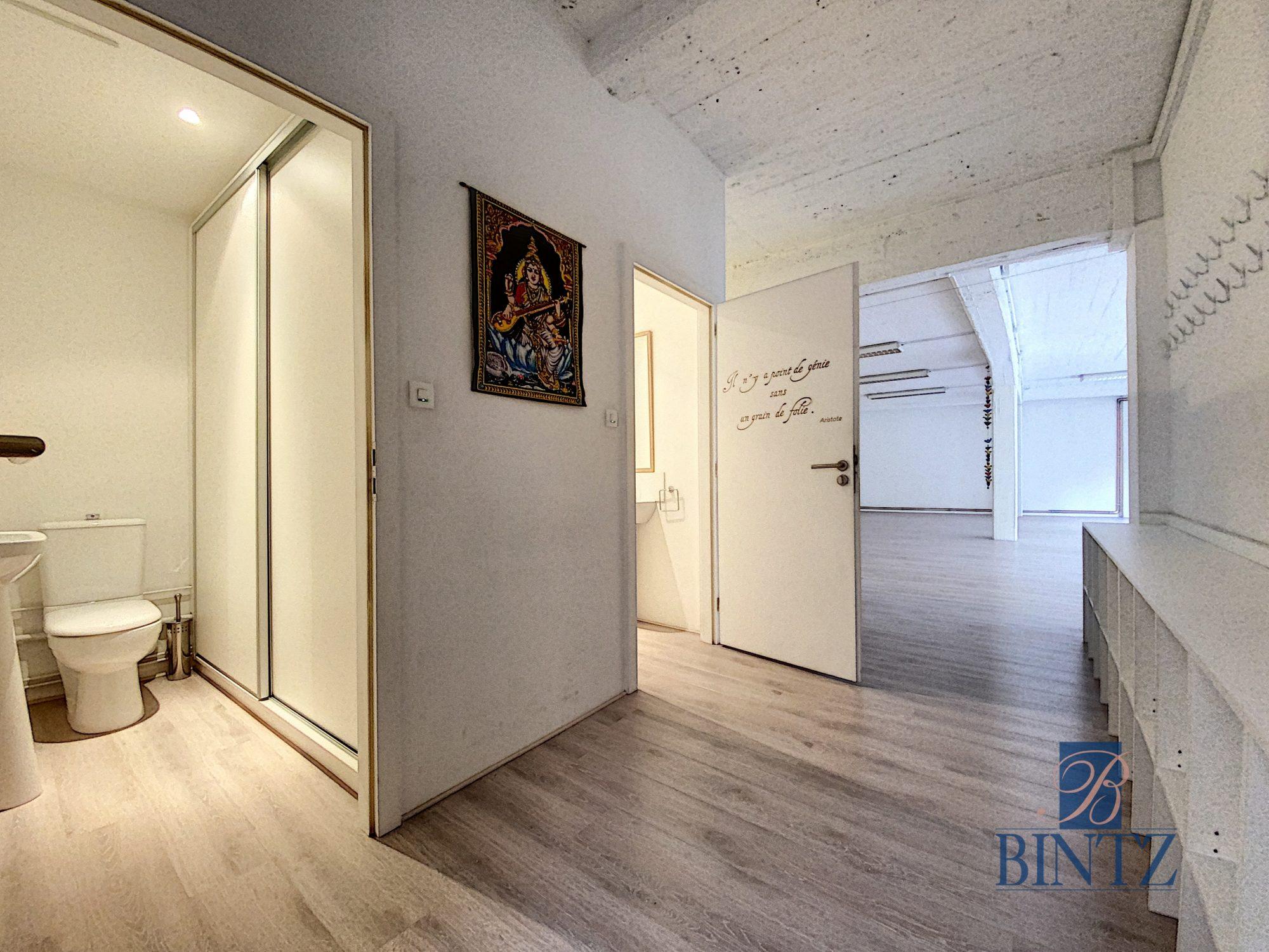 Plateau commercial à Louer Centre-ville - Devenez locataire en toute sérénité - Bintz Immobilier - 13