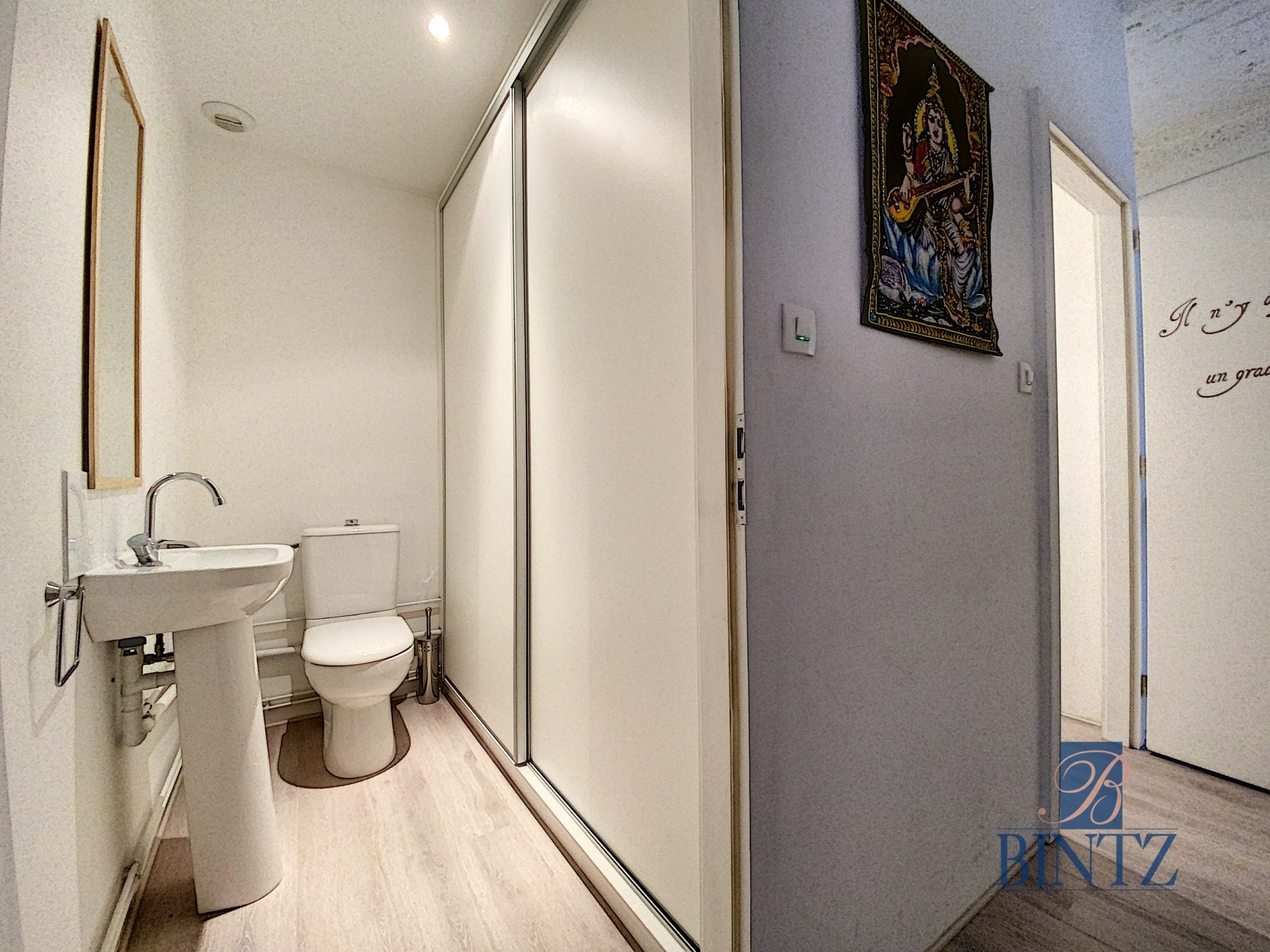 Plateau commercial à Louer Centre-ville - Devenez locataire en toute sérénité - Bintz Immobilier - 14