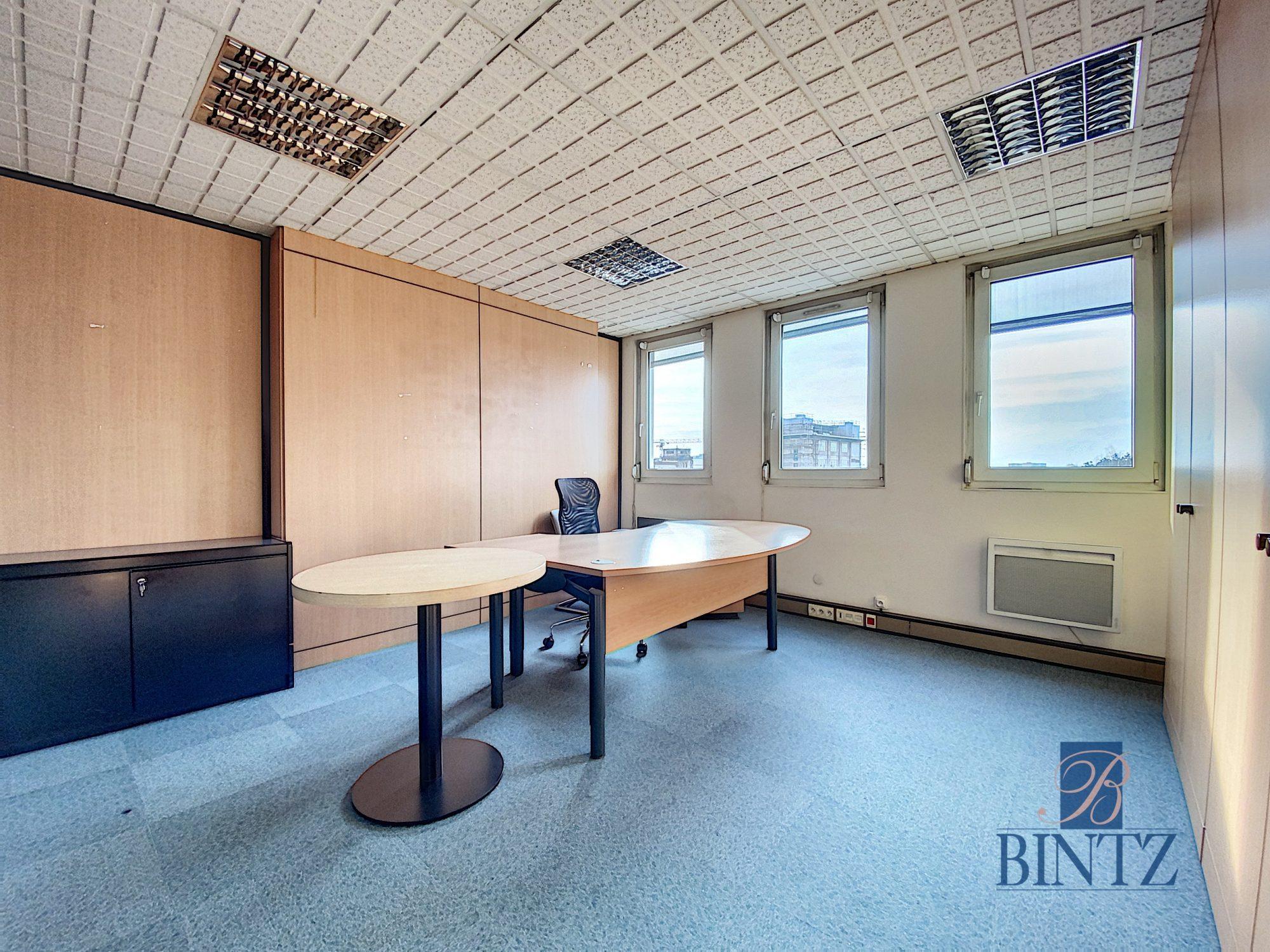 Bureaux à louer – 250m2 Quartier Fisher à Schiltigheim - Devenez locataire en toute sérénité - Bintz Immobilier - 5