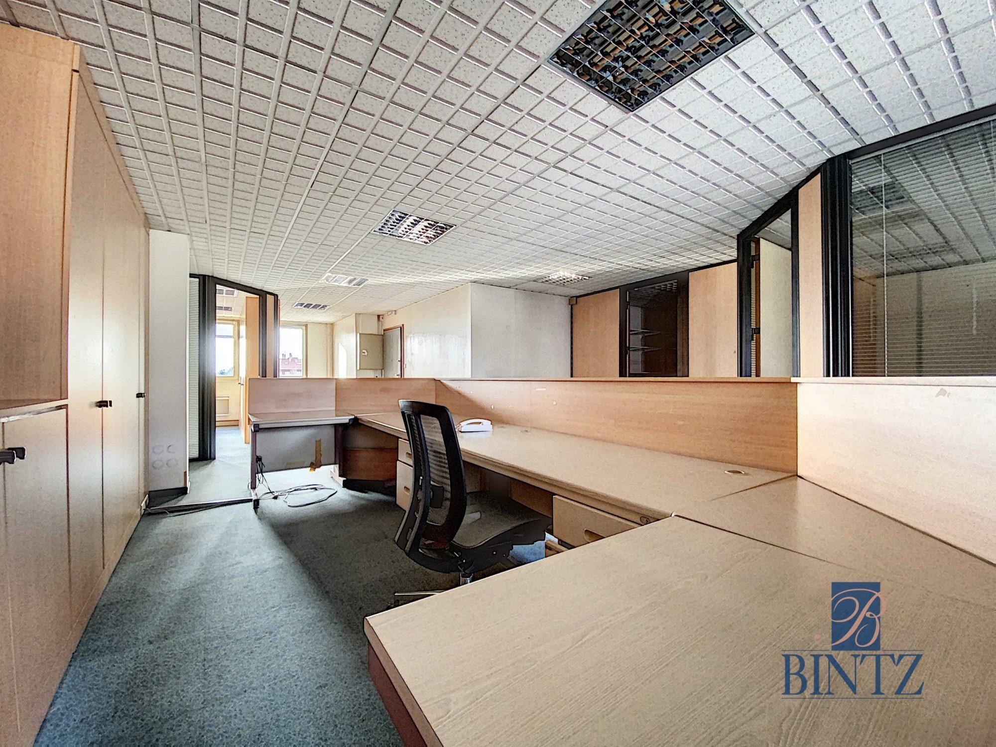 Bureaux à louer – 250m2 Quartier Fisher à Schiltigheim - Devenez locataire en toute sérénité - Bintz Immobilier - 7