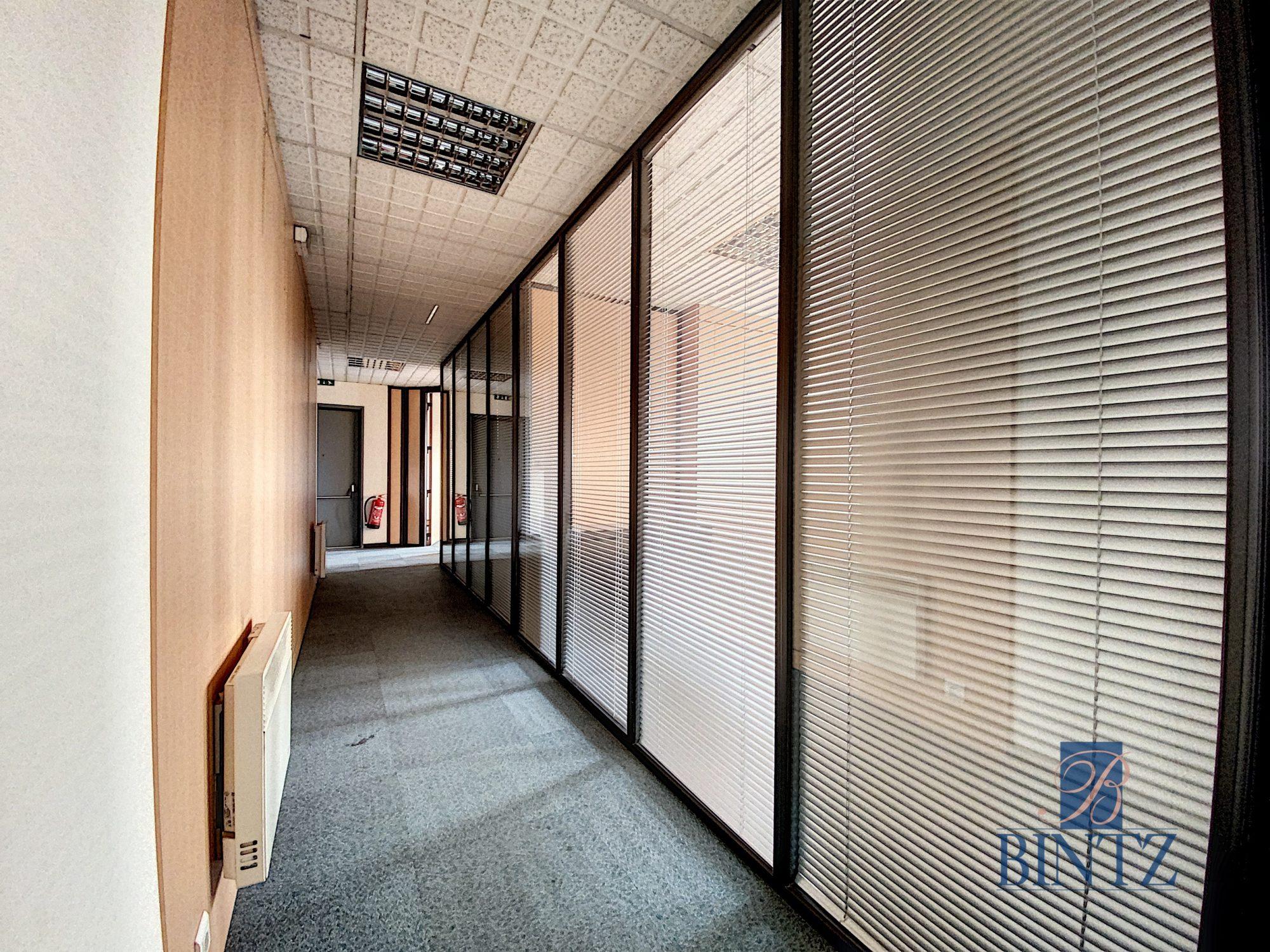 Bureaux à louer – 250m2 Quartier Fisher à Schiltigheim - Devenez locataire en toute sérénité - Bintz Immobilier - 9