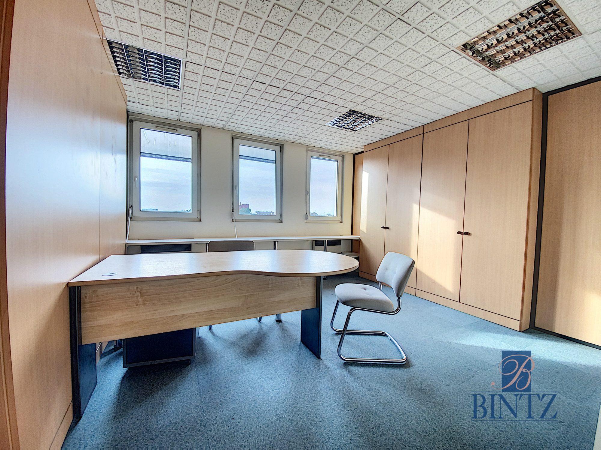 Bureaux à louer – 250m2 Quartier Fisher à Schiltigheim - Devenez locataire en toute sérénité - Bintz Immobilier - 11