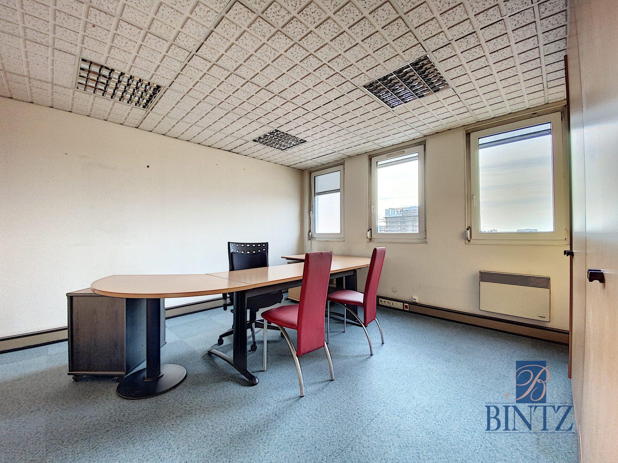 Bureaux à louer – 250m2 Quartier Fisher à Schiltigheim - Devenez locataire en toute sérénité - Bintz Immobilier - 12