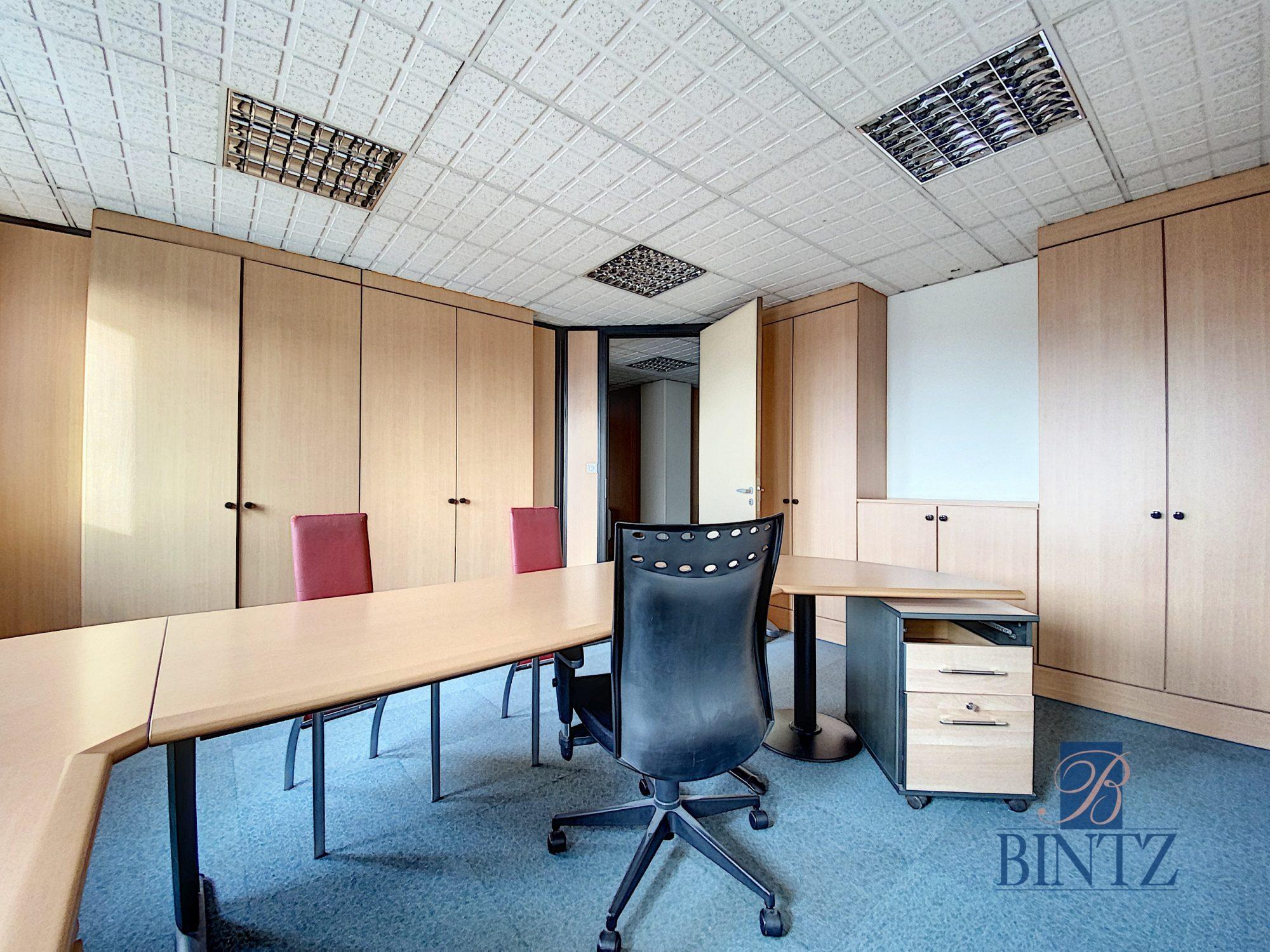 Bureaux à louer – 250m2 Quartier Fisher à Schiltigheim - Devenez locataire en toute sérénité - Bintz Immobilier - 13