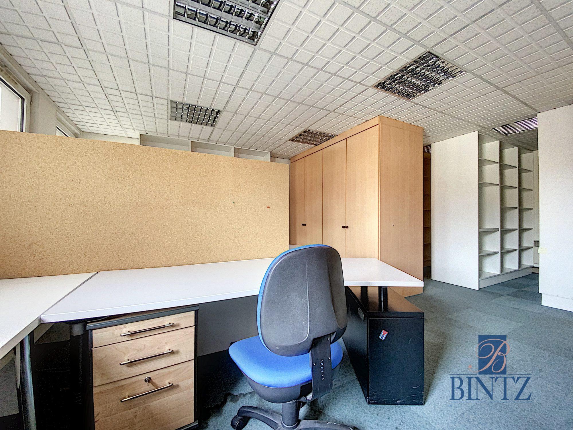 Bureaux à louer – 250m2 Quartier Fisher à Schiltigheim - Devenez locataire en toute sérénité - Bintz Immobilier - 14