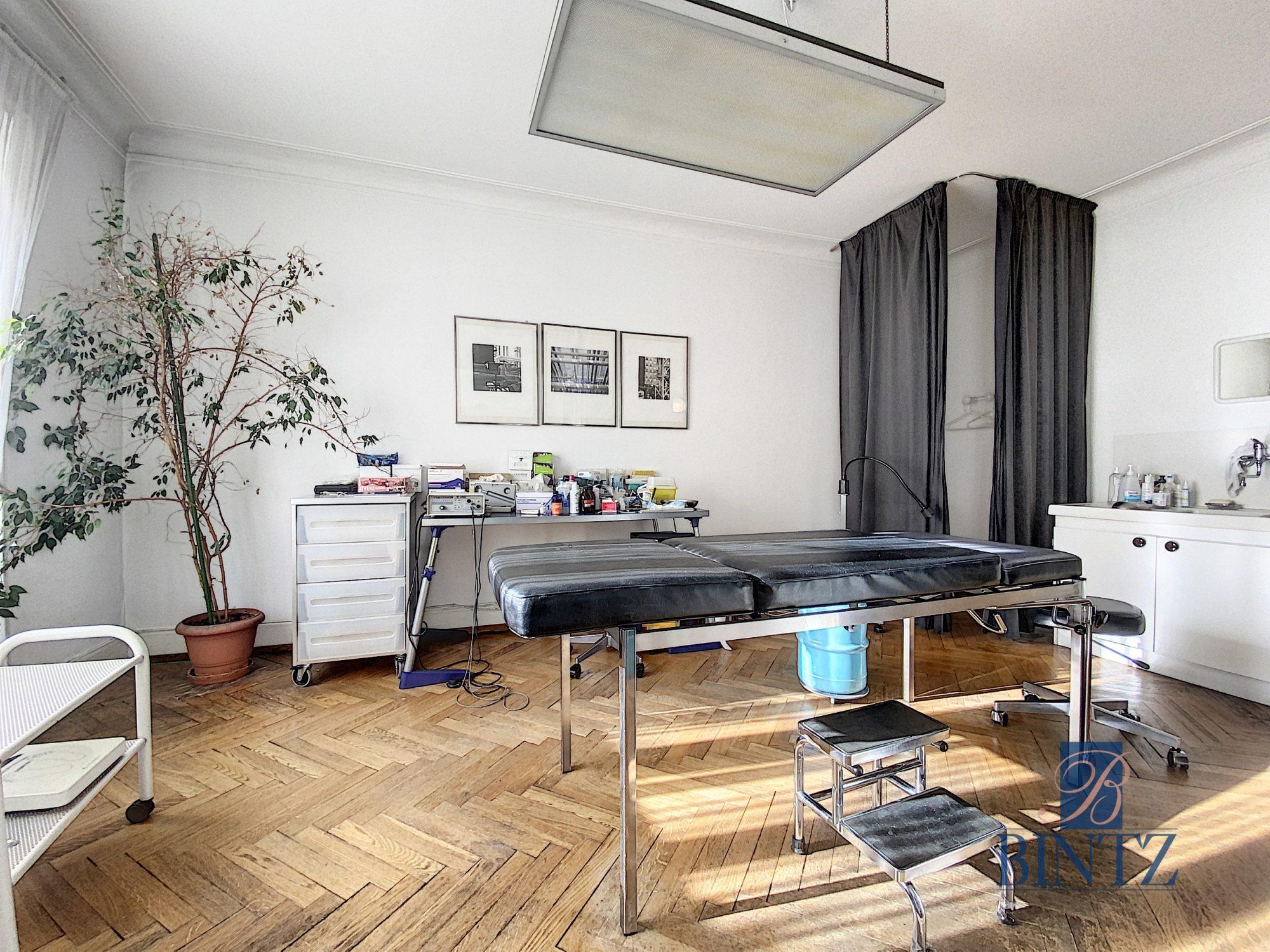 Local professionnel ERP 3 pièces + Salle d'attente - Devenez locataire en toute sérénité - Bintz Immobilier - 4