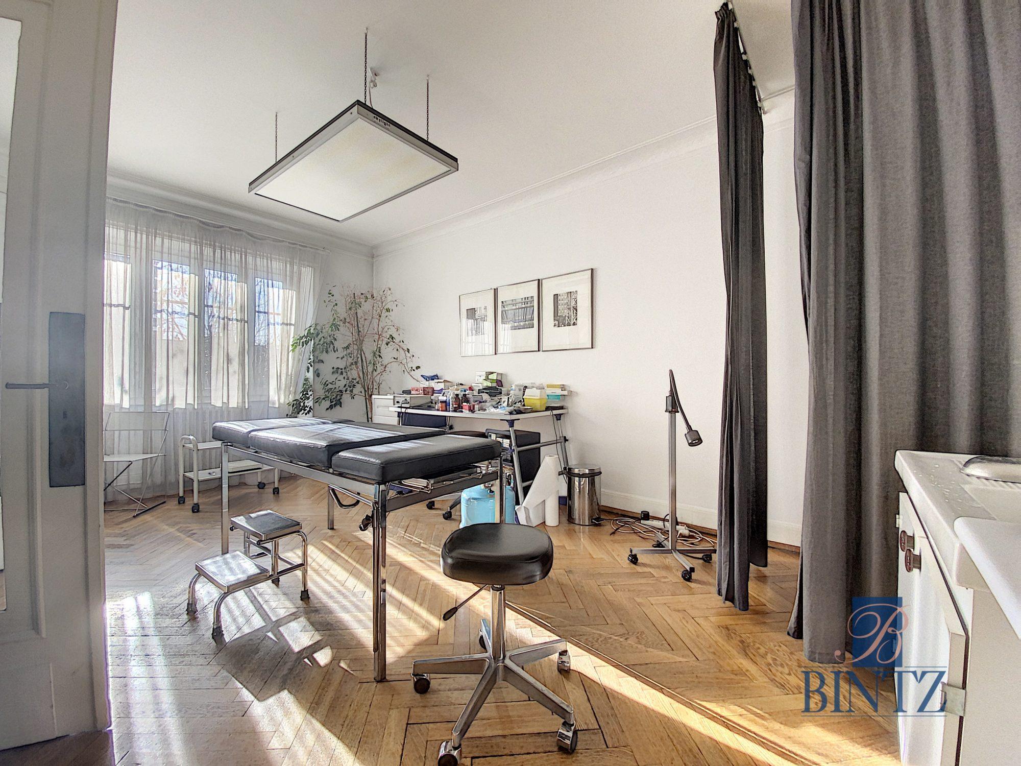 Local professionnel ERP 3 pièces + Salle d'attente - Devenez locataire en toute sérénité - Bintz Immobilier - 5