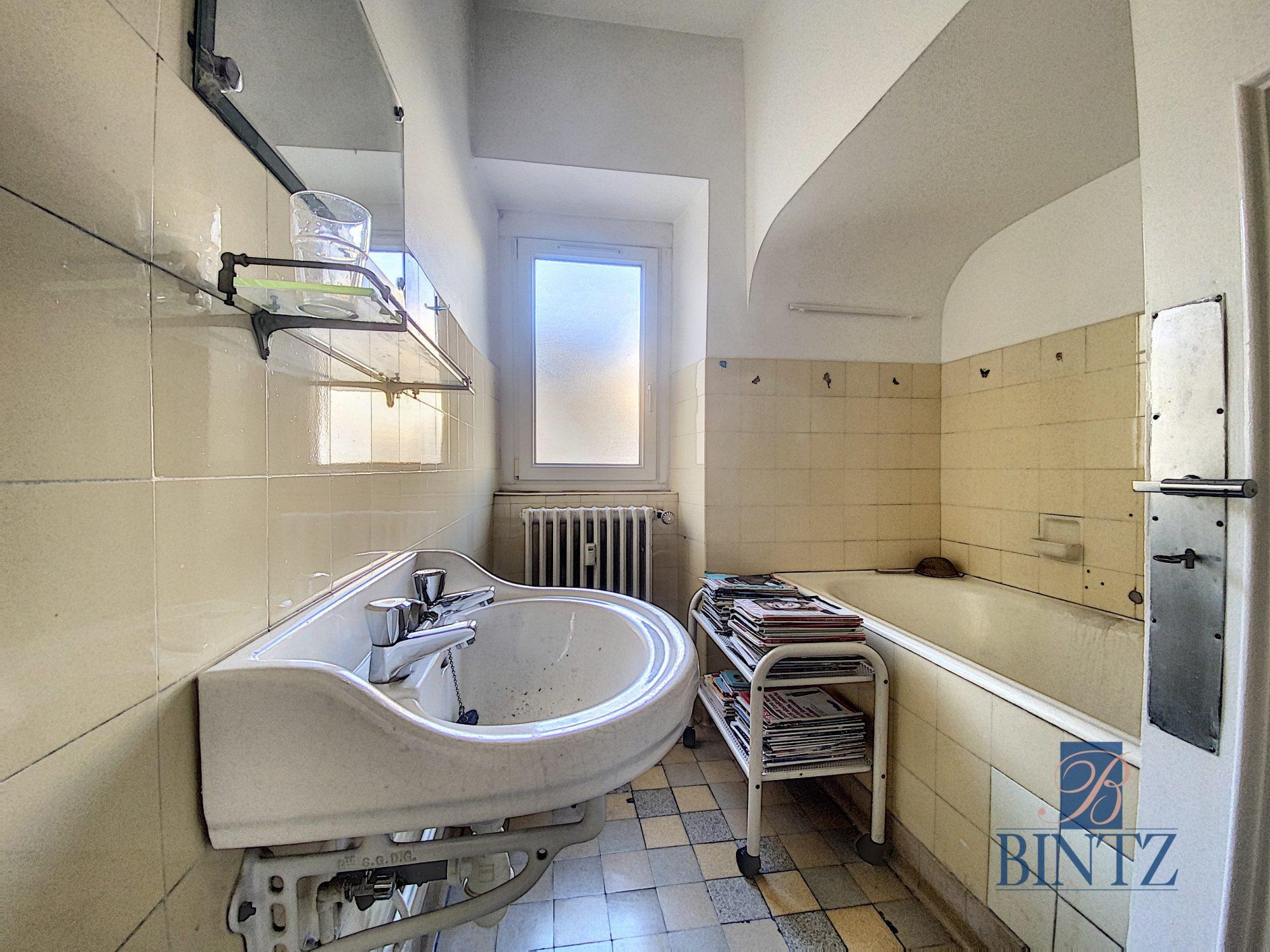 Local professionnel ERP 3 pièces + Salle d'attente - Devenez locataire en toute sérénité - Bintz Immobilier - 8