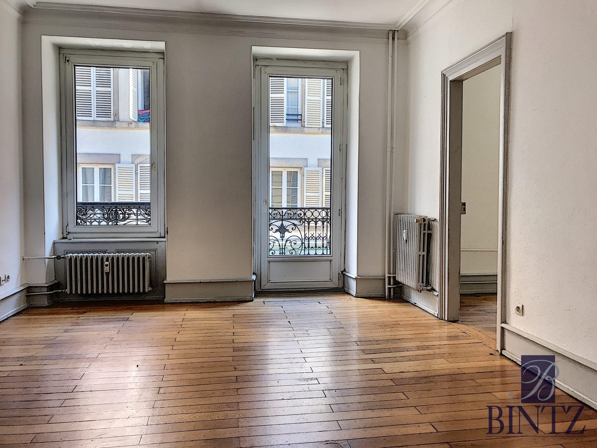 5 pièces entre Gare et Grande Ile - Devenez propriétaire en toute confiance - Bintz Immobilier - 2
