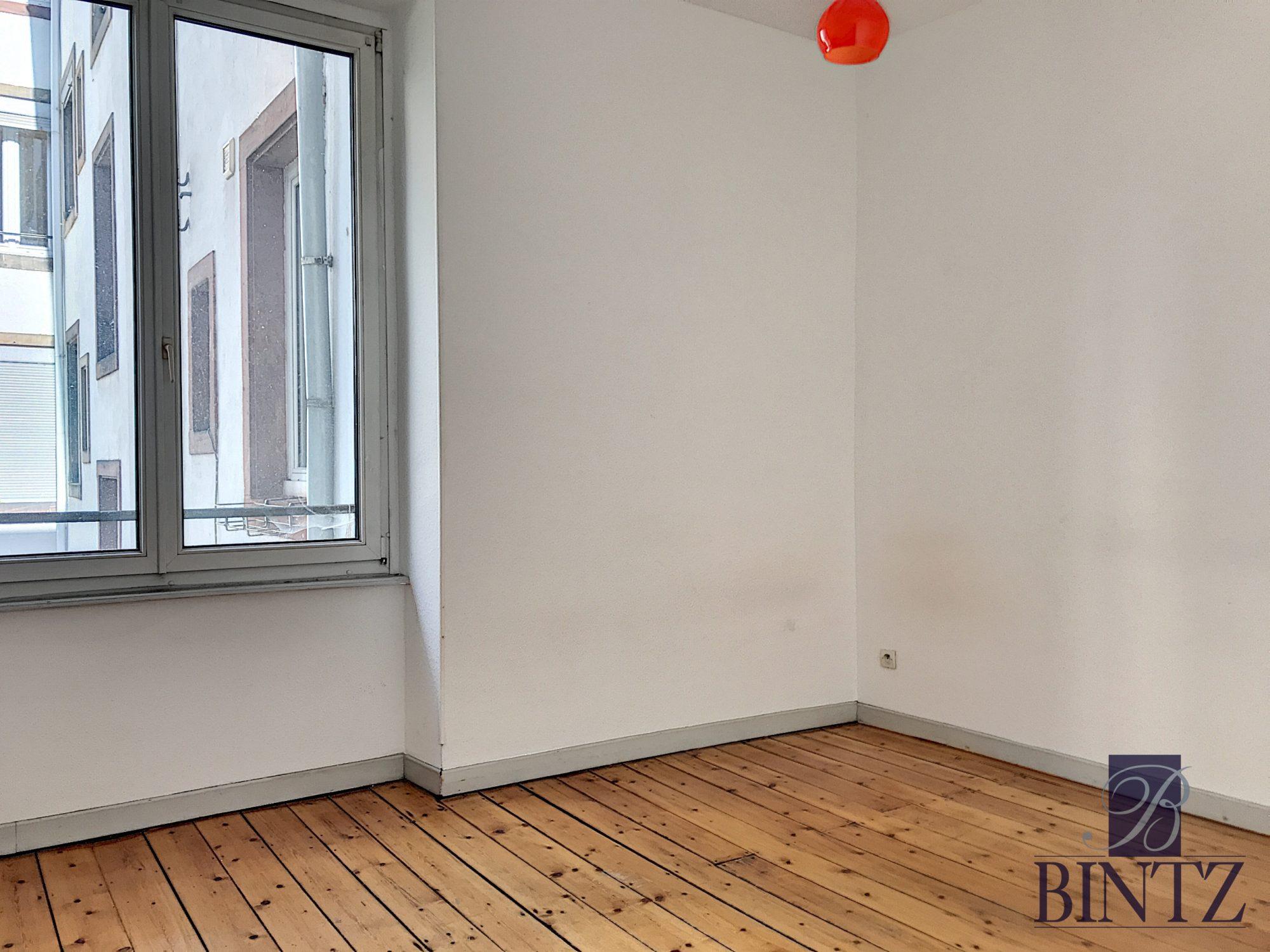 5 pièces entre Gare et Grande Ile - Devenez propriétaire en toute confiance - Bintz Immobilier - 5