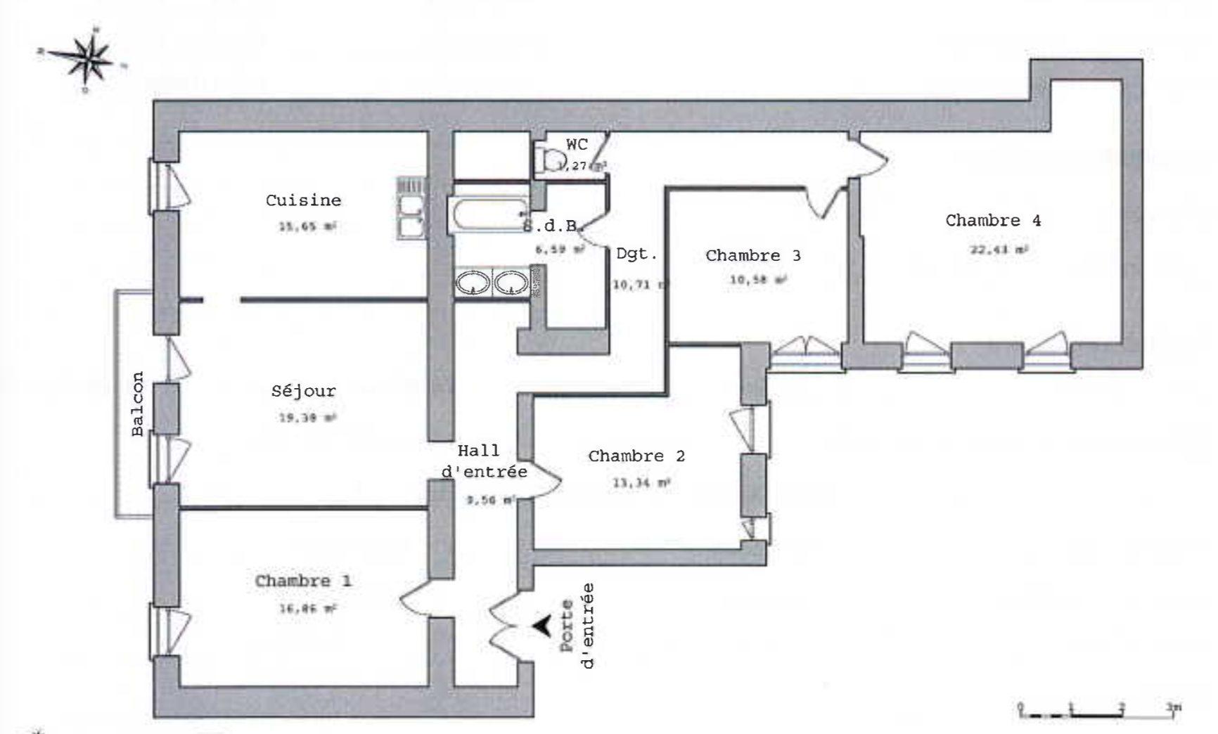 5 pièces à fort potentiel - Devenez propriétaire en toute confiance - Bintz Immobilier - 9