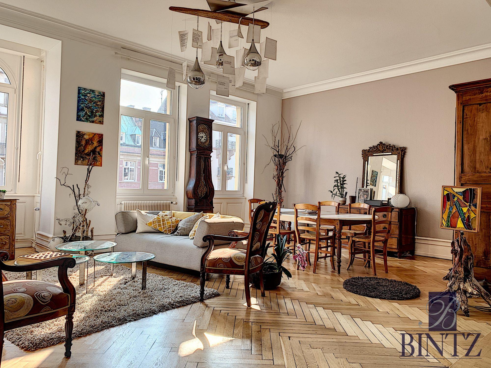 Appartement contemporain quartier forêt noire - Devenez propriétaire en toute confiance - Bintz Immobilier - 1