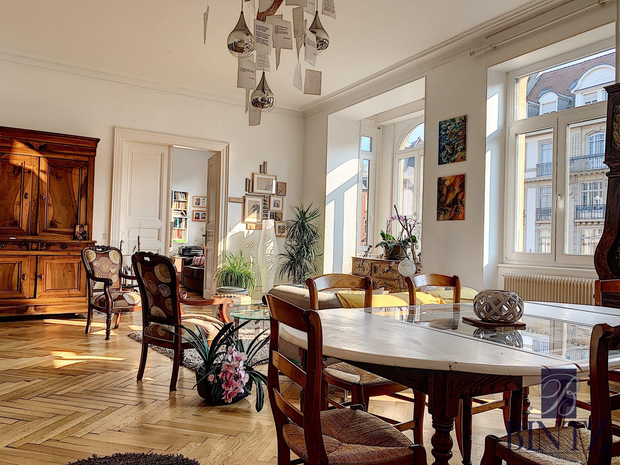 Appartement contemporain quartier forêt noire - Devenez propriétaire en toute confiance - Bintz Immobilier - 2