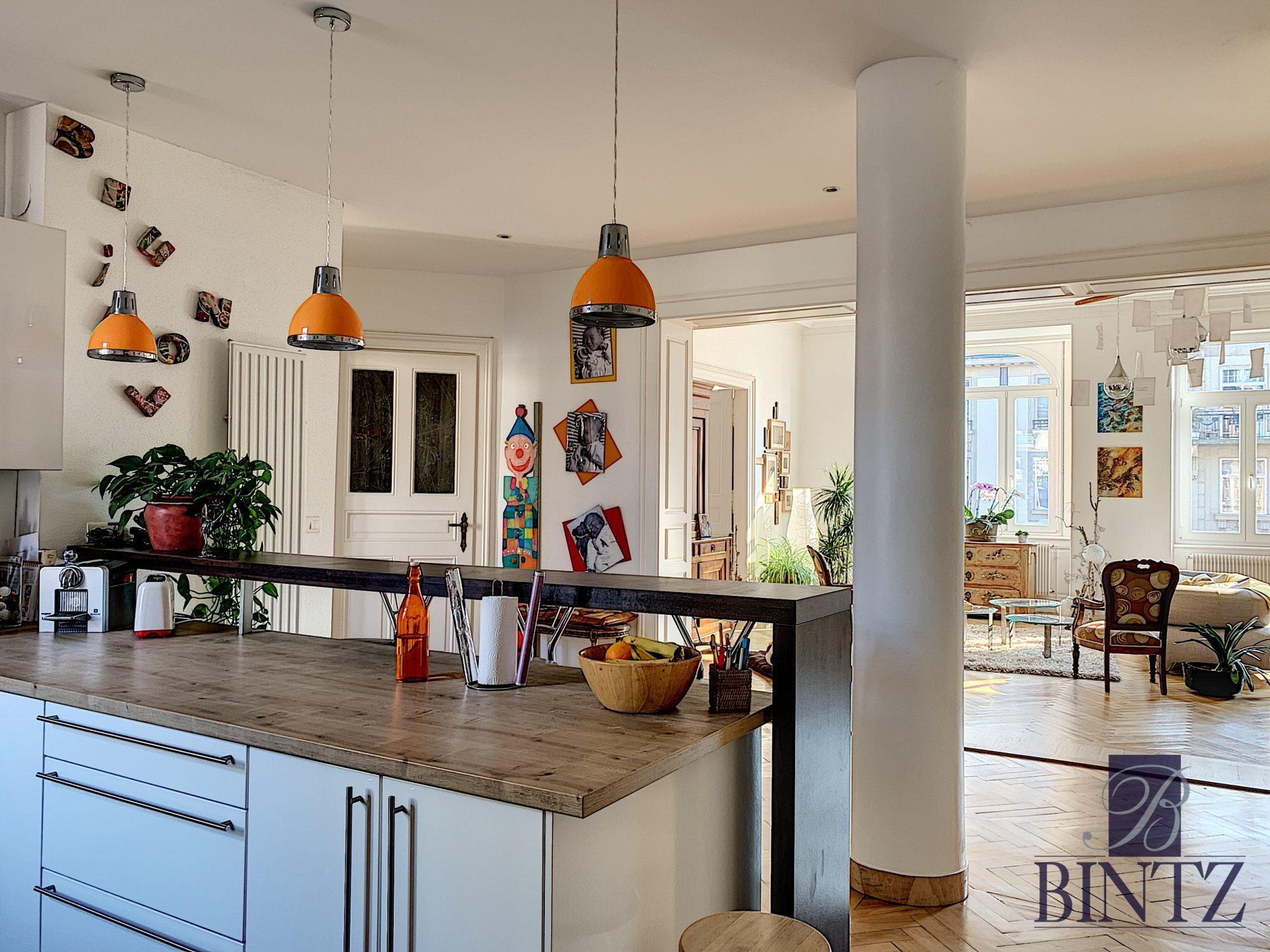 Appartement contemporain quartier forêt noire - Devenez propriétaire en toute confiance - Bintz Immobilier - 3