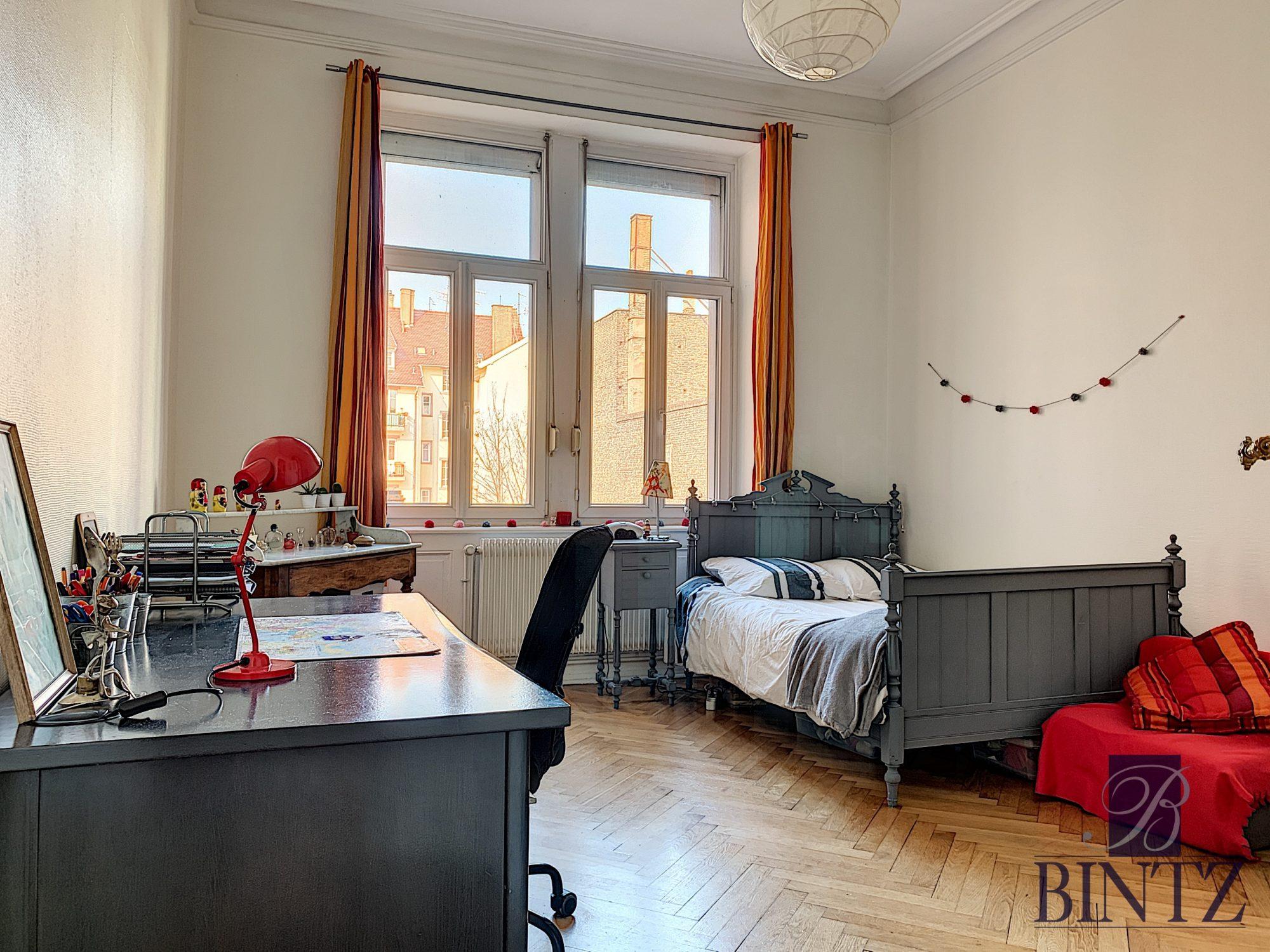 Appartement contemporain quartier forêt noire - Devenez propriétaire en toute confiance - Bintz Immobilier - 5