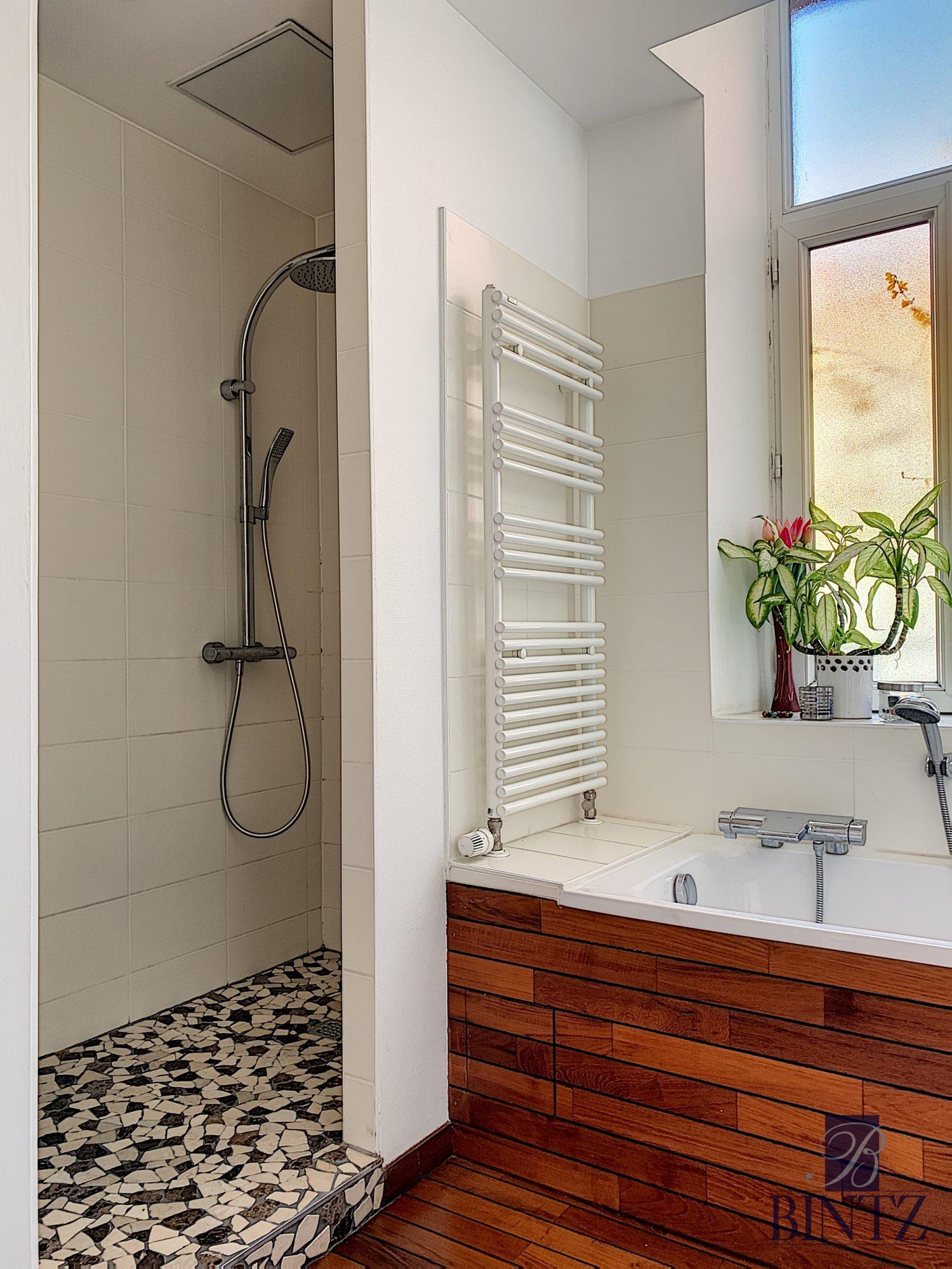 Appartement contemporain quartier forêt noire - Devenez propriétaire en toute confiance - Bintz Immobilier - 6
