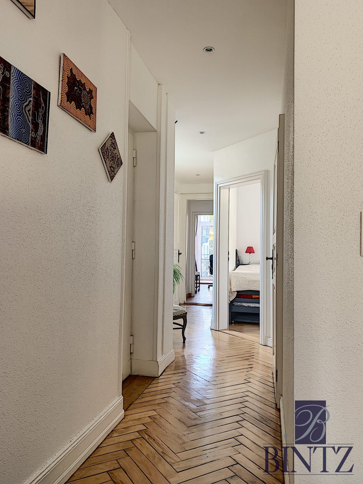 Appartement contemporain quartier forêt noire - Devenez propriétaire en toute confiance - Bintz Immobilier - 8