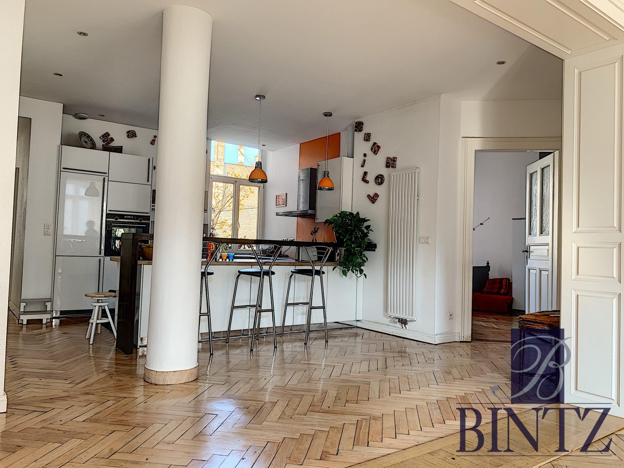 Appartement contemporain quartier forêt noire - Devenez propriétaire en toute confiance - Bintz Immobilier - 10