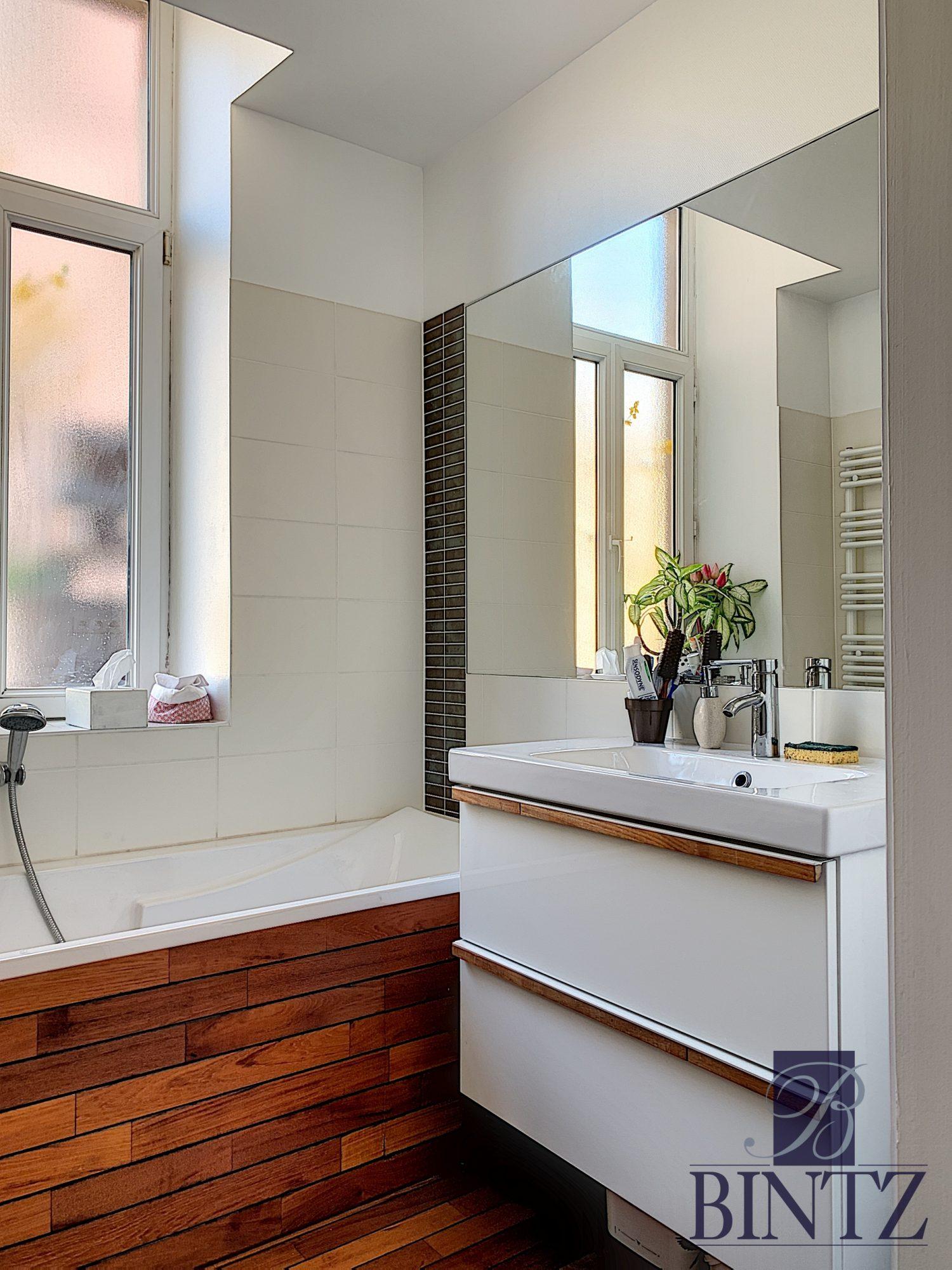 Appartement contemporain quartier forêt noire - Devenez propriétaire en toute confiance - Bintz Immobilier - 7