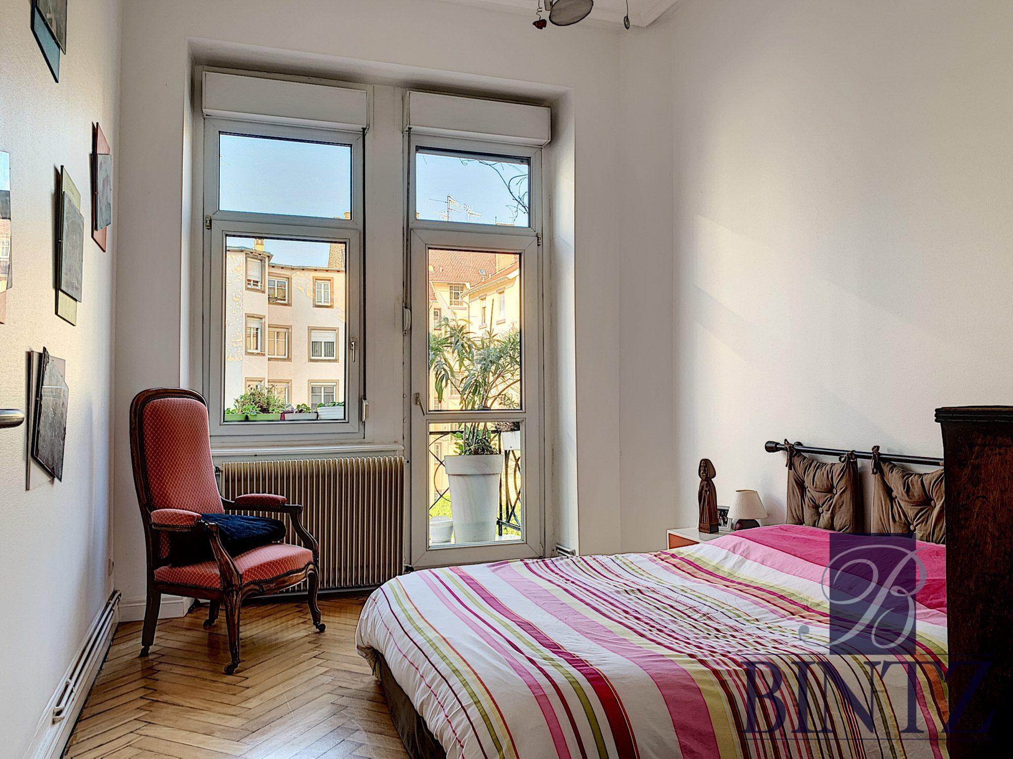 Appartement contemporain quartier forêt noire - Devenez propriétaire en toute confiance - Bintz Immobilier - 9