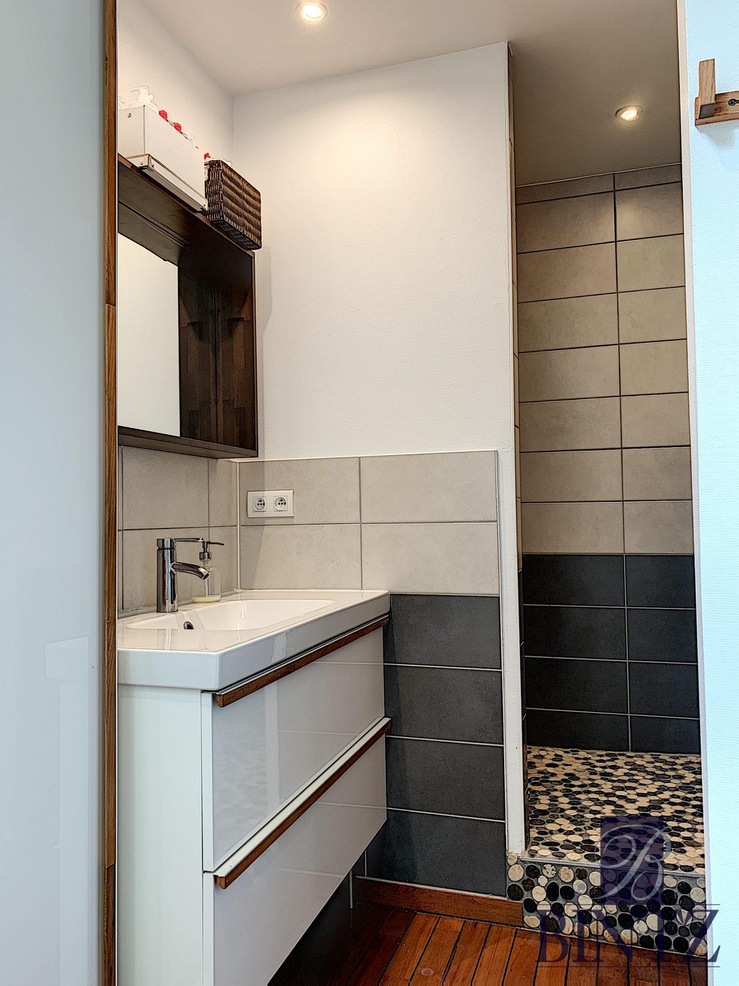 Appartement contemporain quartier forêt noire - Devenez propriétaire en toute confiance - Bintz Immobilier - 11