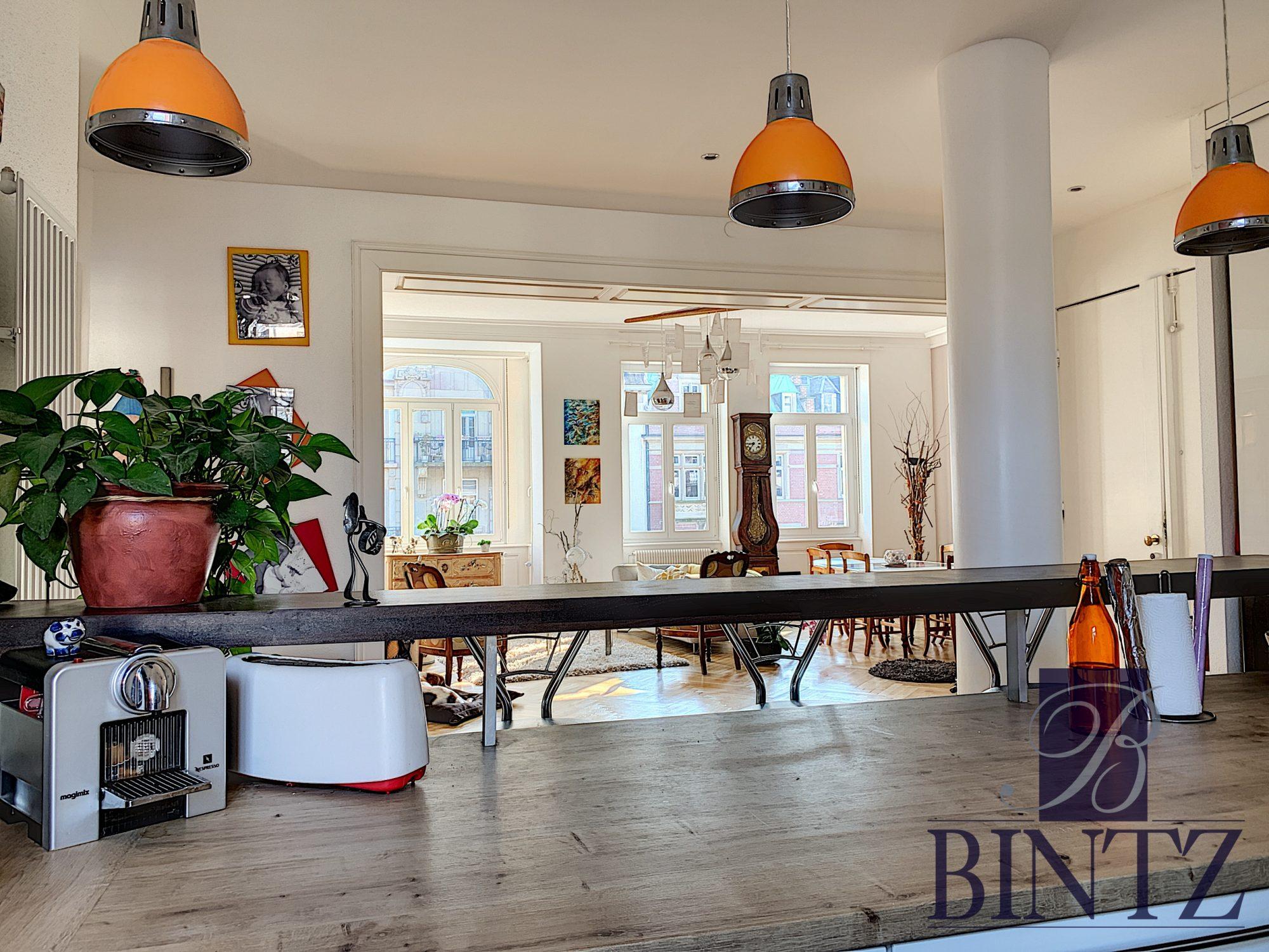 Appartement contemporain quartier forêt noire - Devenez propriétaire en toute confiance - Bintz Immobilier - 12