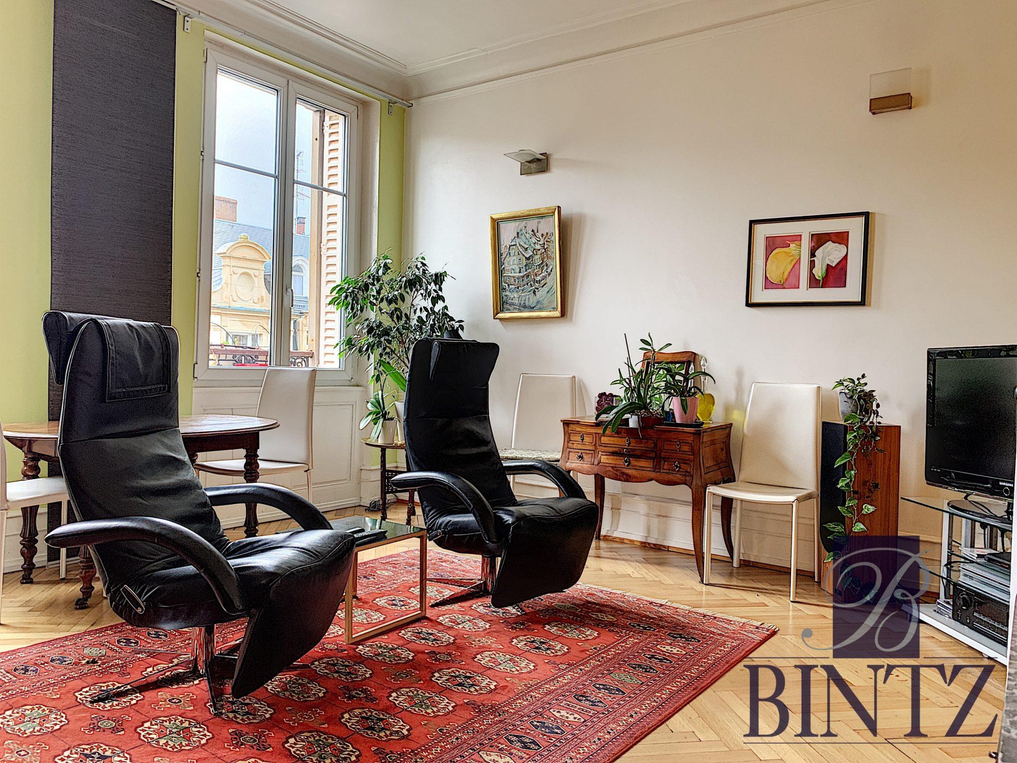 Ensemble de 2 appartements NEUSTADT - Devenez locataire en toute sérénité - Bintz Immobilier - 1