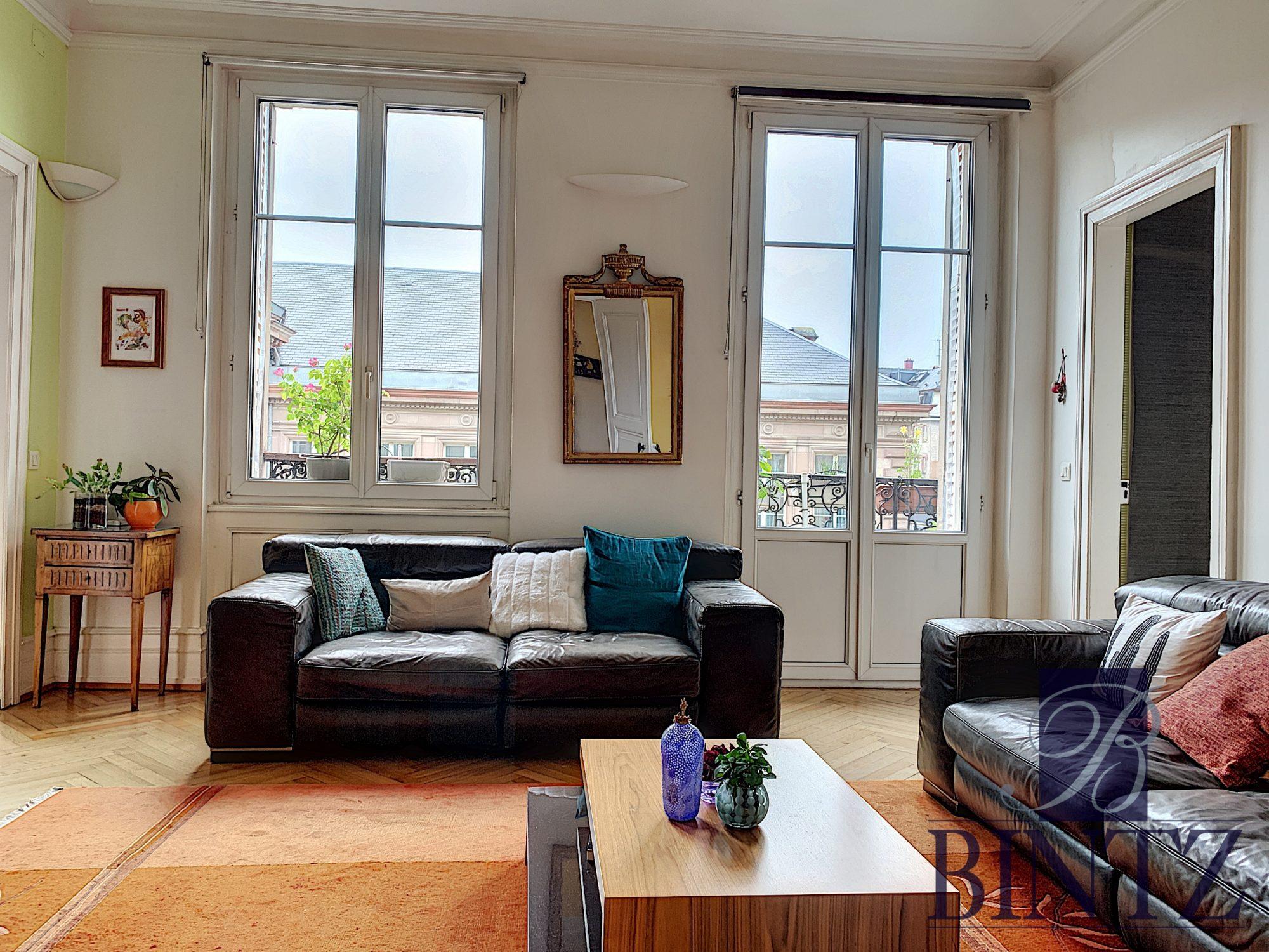 Ensemble de 2 appartements NEUSTADT - Devenez locataire en toute sérénité - Bintz Immobilier - 2