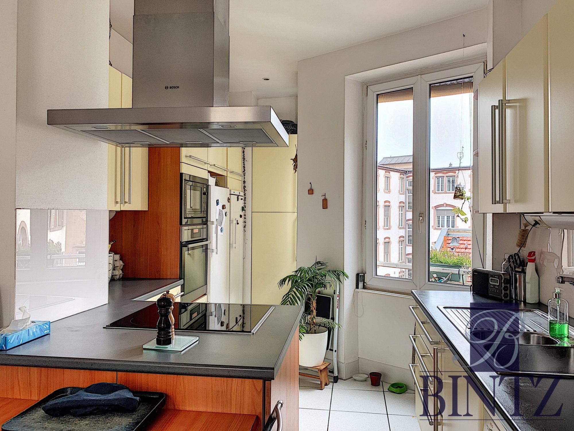 Ensemble de 2 appartements NEUSTADT - Devenez locataire en toute sérénité - Bintz Immobilier - 3