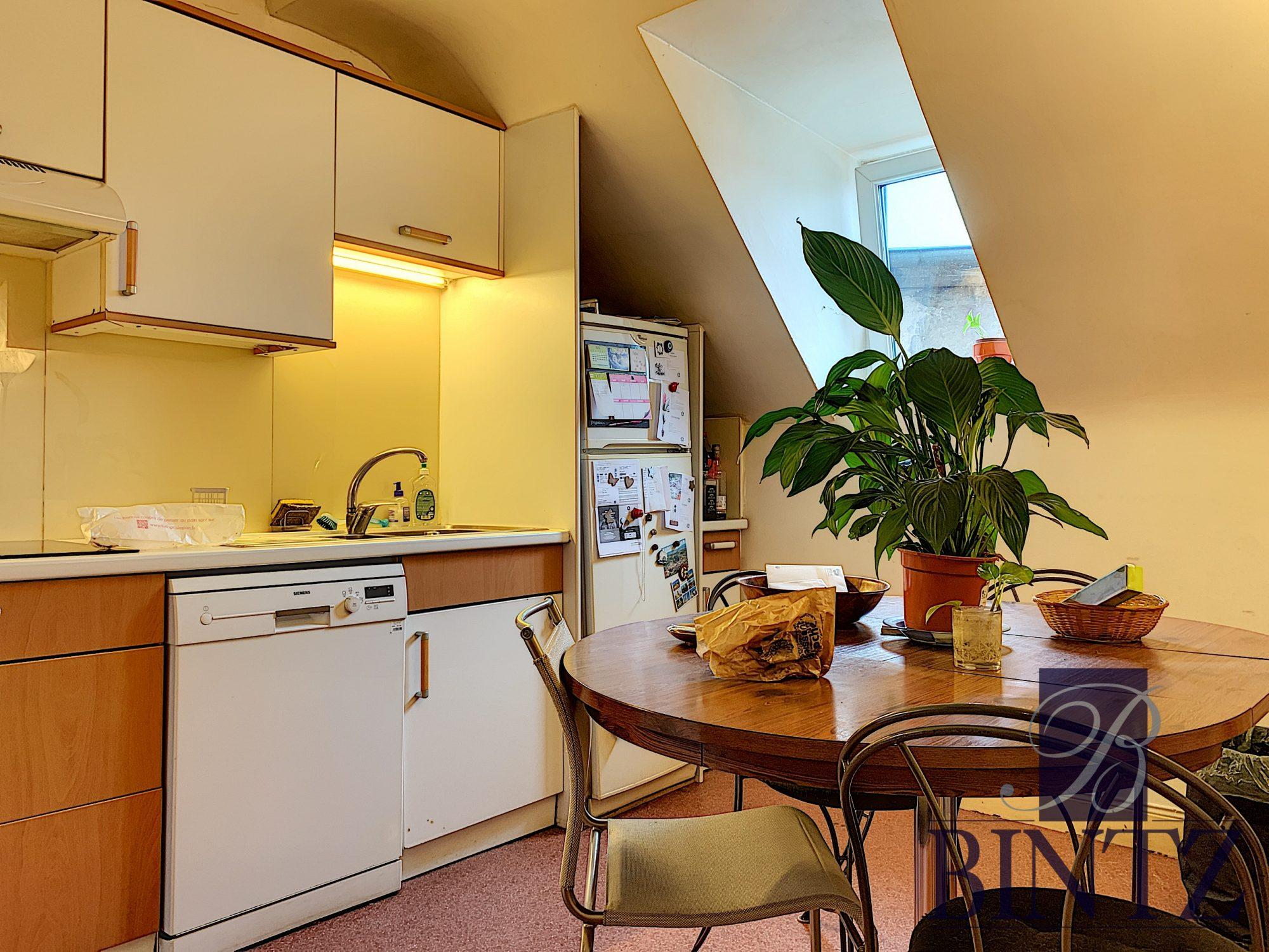 Ensemble de 2 appartements NEUSTADT - Devenez locataire en toute sérénité - Bintz Immobilier - 8