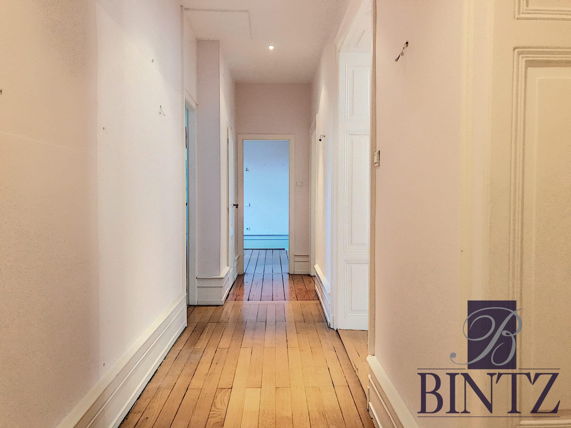 5 PIÈCES QUARTIER CONTADES AVEC 2 BALCONS - Devenez propriétaire en toute confiance - Bintz Immobilier - 6