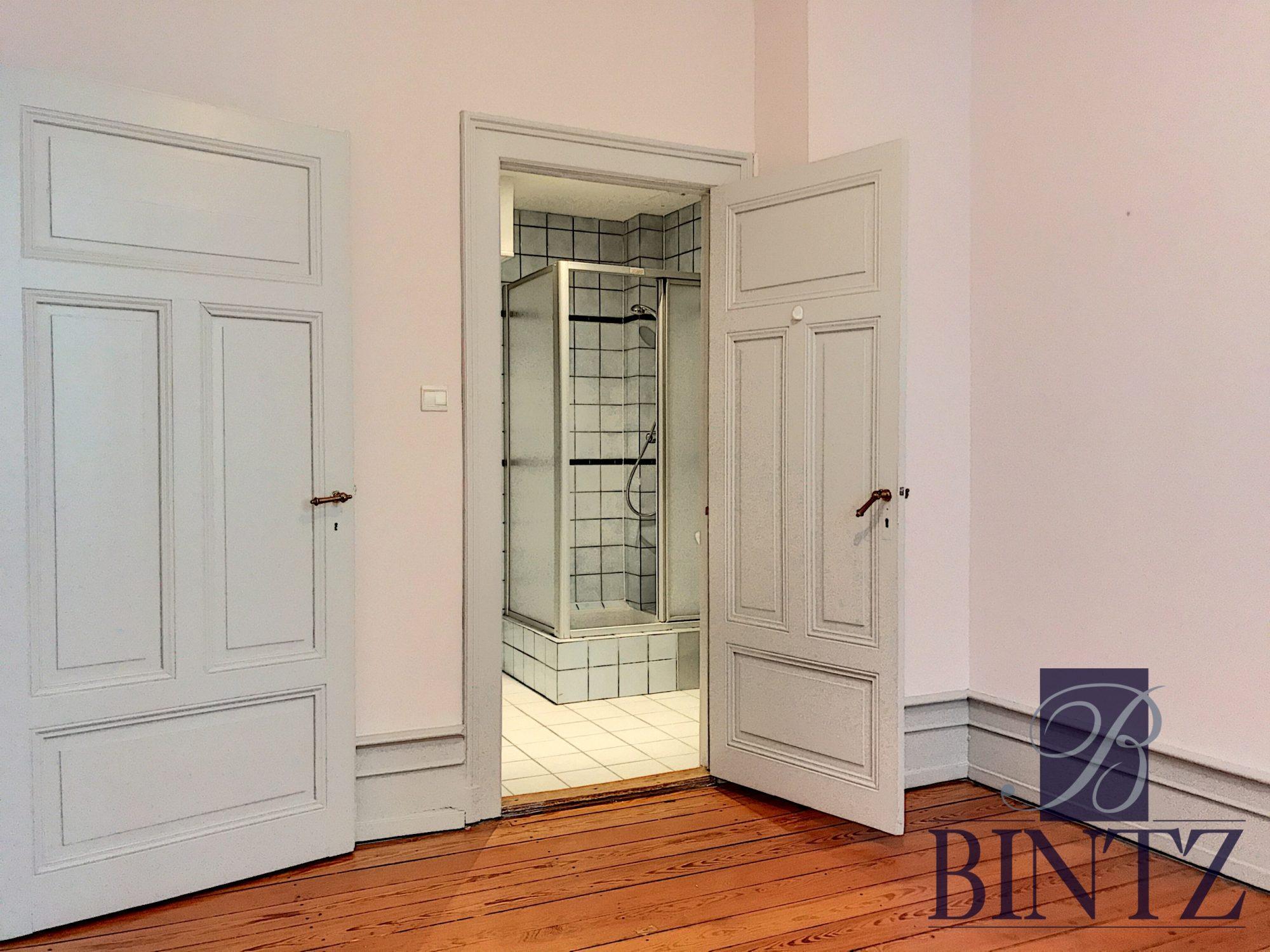 5 PIÈCES QUARTIER CONTADES AVEC 2 BALCONS - Devenez propriétaire en toute confiance - Bintz Immobilier - 10