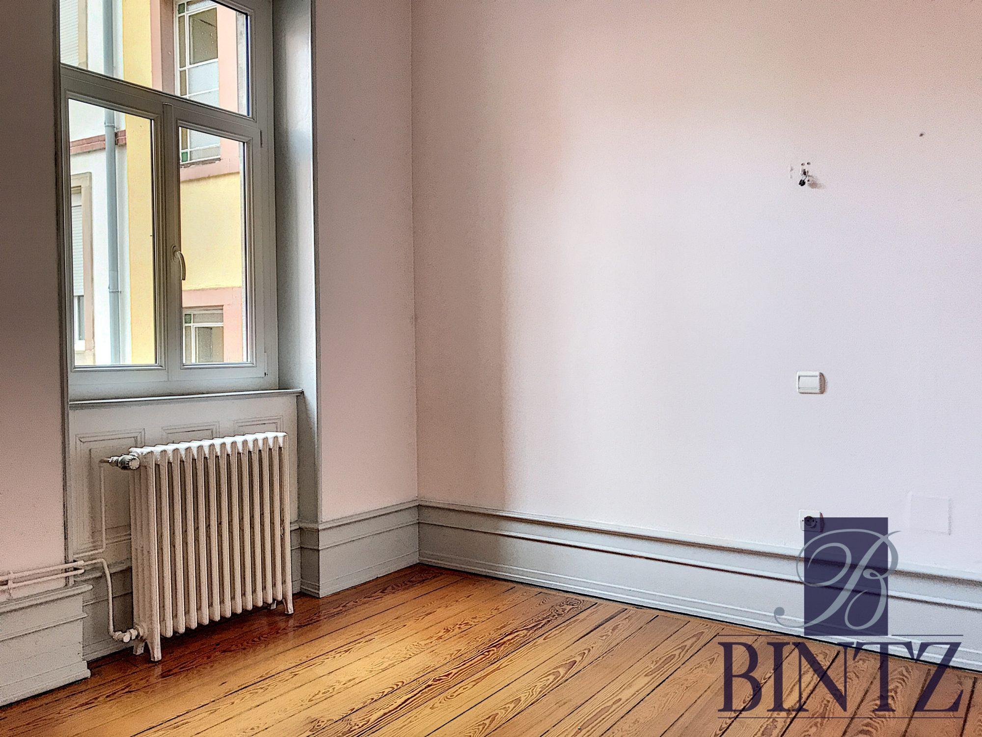 5 PIÈCES QUARTIER CONTADES AVEC 2 BALCONS - Devenez propriétaire en toute confiance - Bintz Immobilier - 8