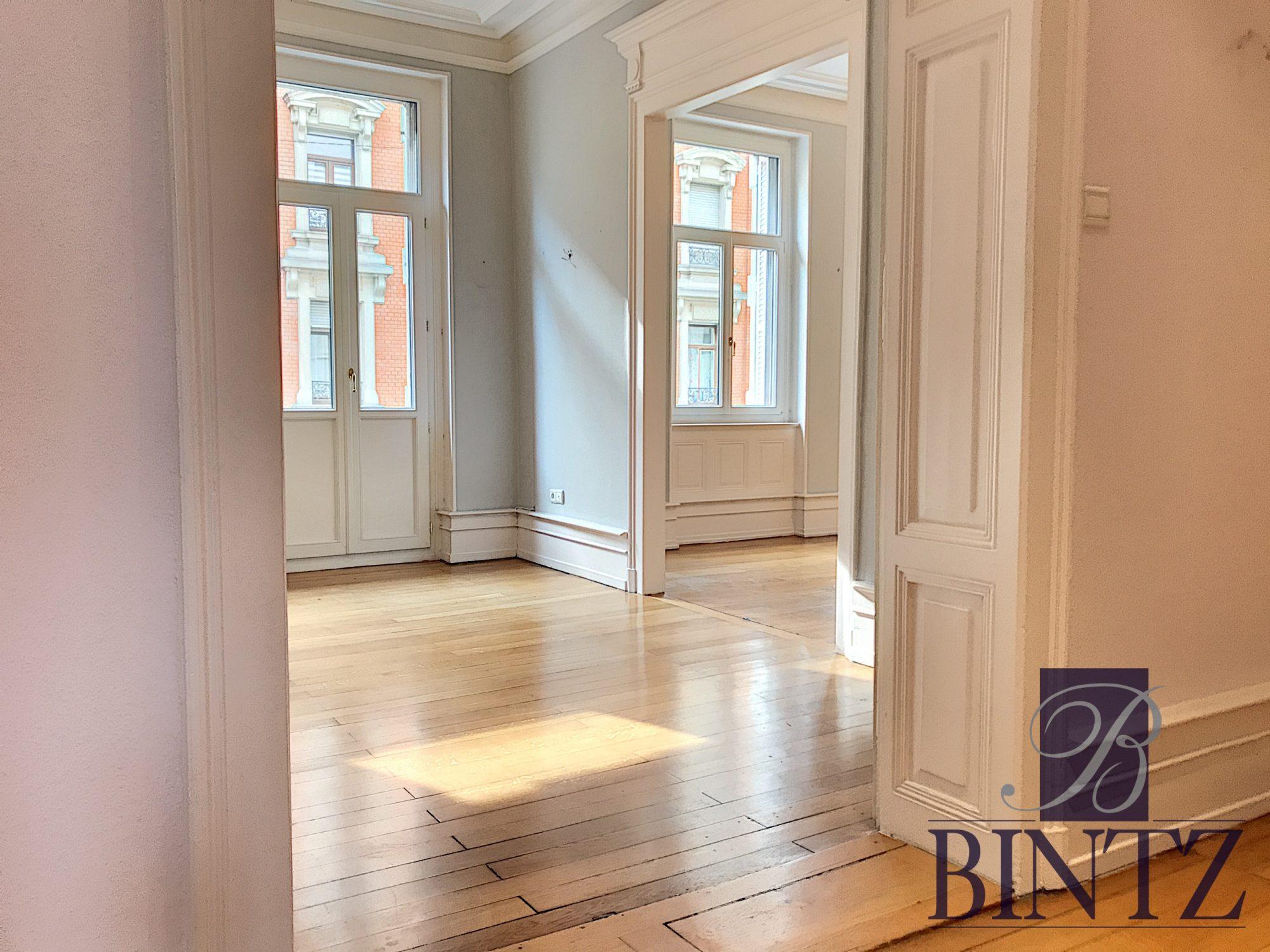 5 PIÈCES QUARTIER CONTADES AVEC 2 BALCONS - Devenez propriétaire en toute confiance - Bintz Immobilier - 3