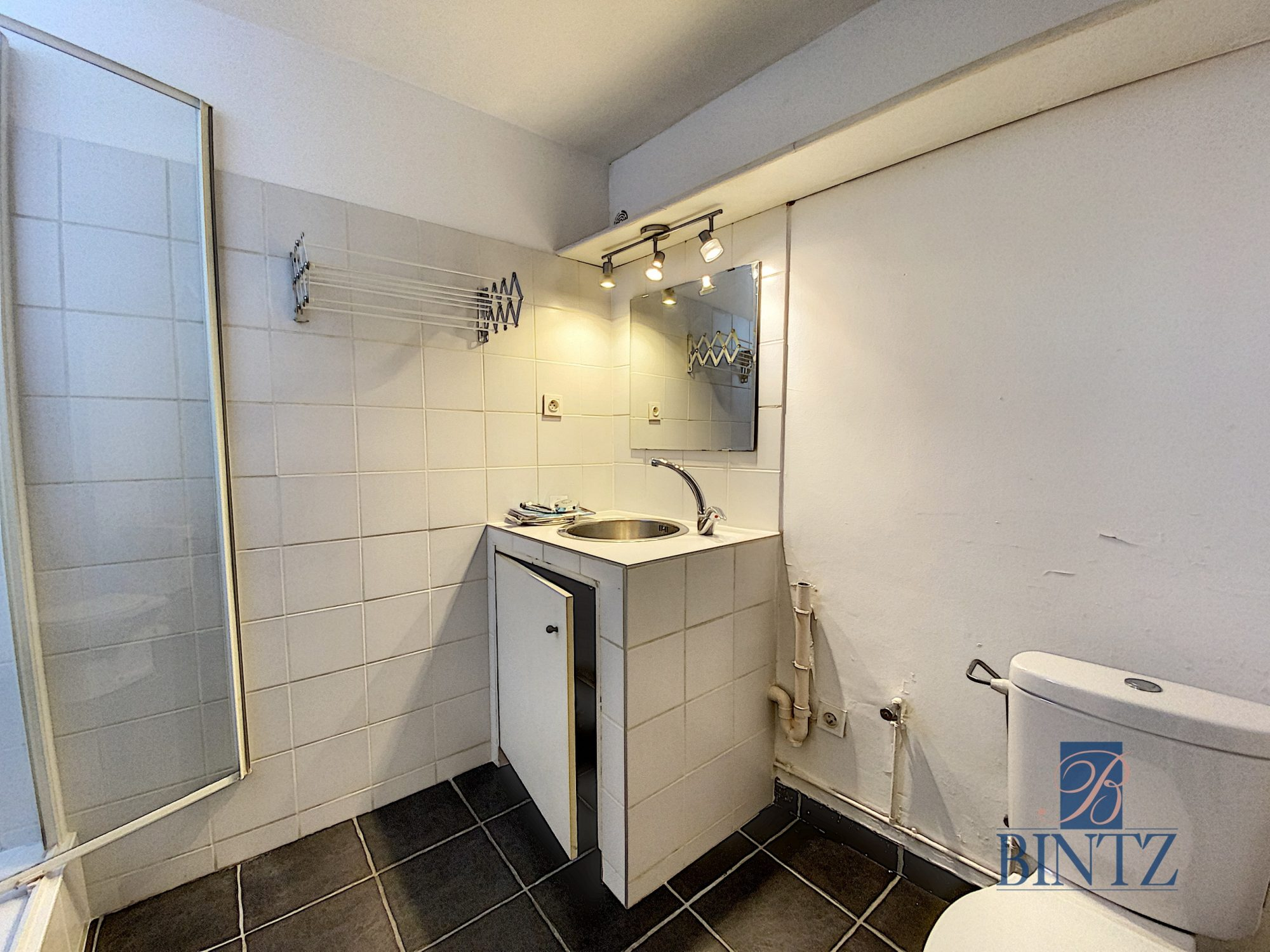 GRAND T1 SCHILTIGHEIM POUR INVESTISSEUR - Devenez propriétaire en toute confiance - Bintz Immobilier - 4