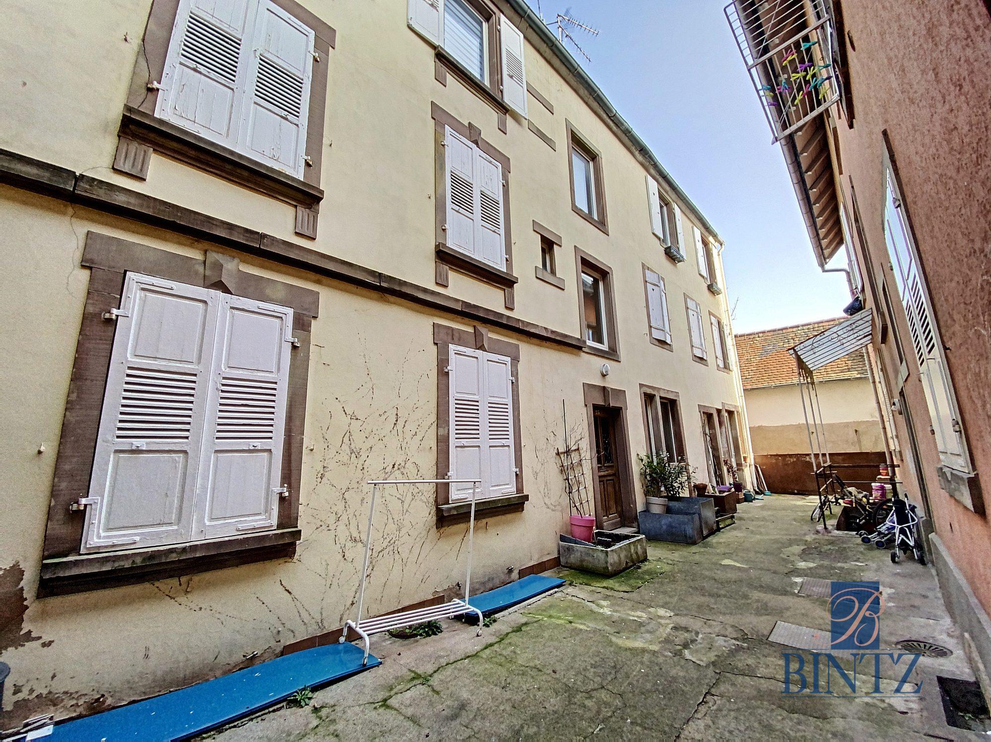 GRAND T1 SCHILTIGHEIM POUR INVESTISSEUR - Devenez propriétaire en toute confiance - Bintz Immobilier - 5