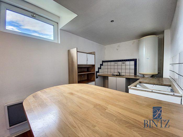Appartement T2 à Schiltigheim - Devenez propriétaire en toute confiance - Bintz Immobilier