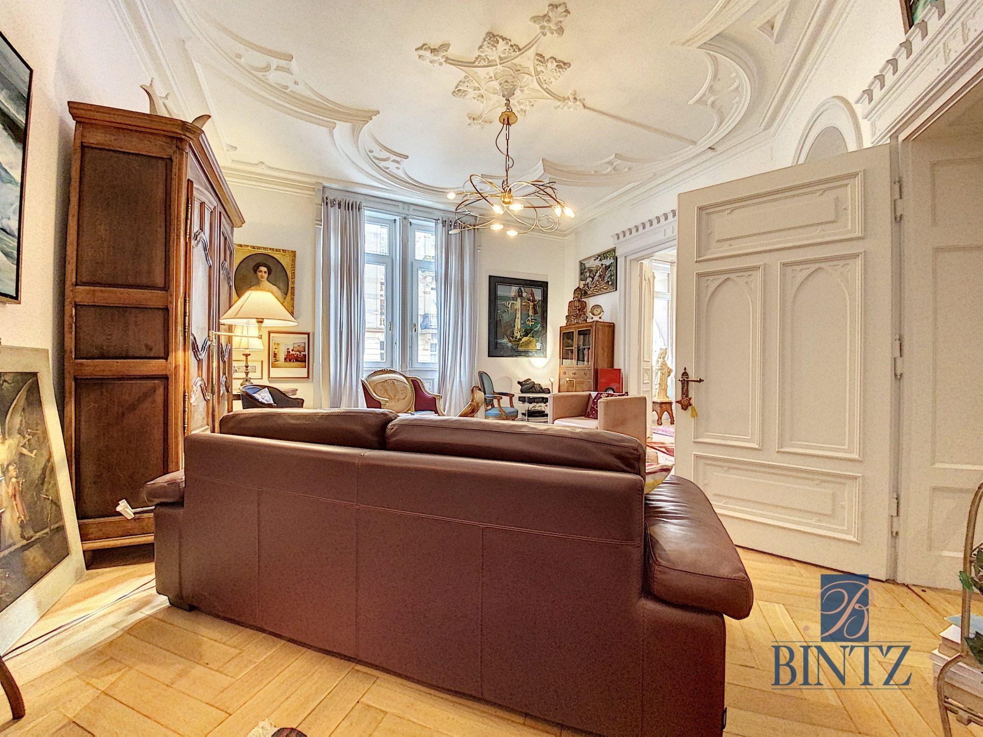 Magnifique 6 pièces de 164m2 à la Neustadt - Devenez propriétaire en toute confiance - Bintz Immobilier - 7