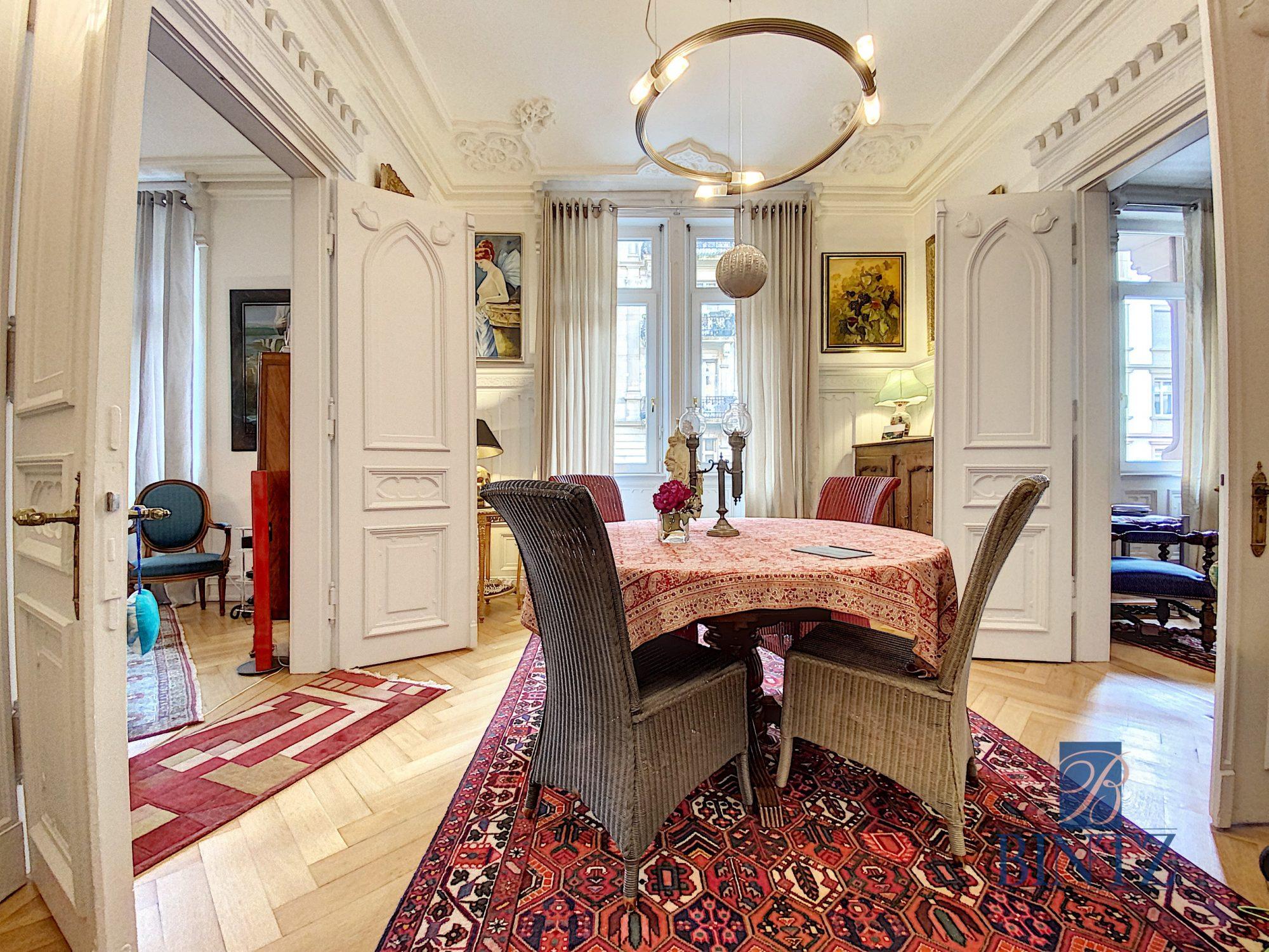 Magnifique 6 pièces de 164m2 à la Neustadt - Devenez propriétaire en toute confiance - Bintz Immobilier - 8