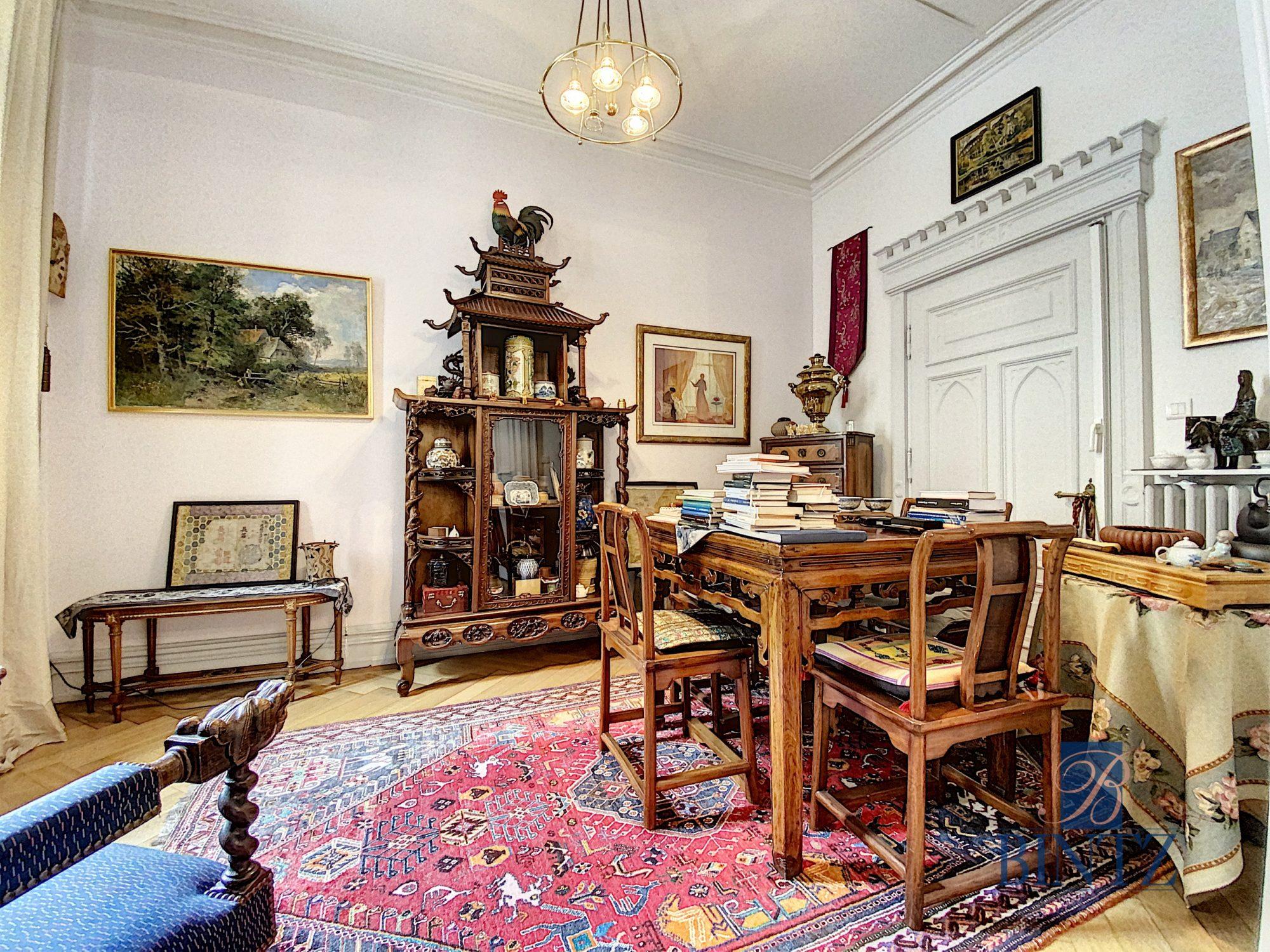 Magnifique 6 pièces de 164m2 à la Neustadt - Devenez propriétaire en toute confiance - Bintz Immobilier - 9