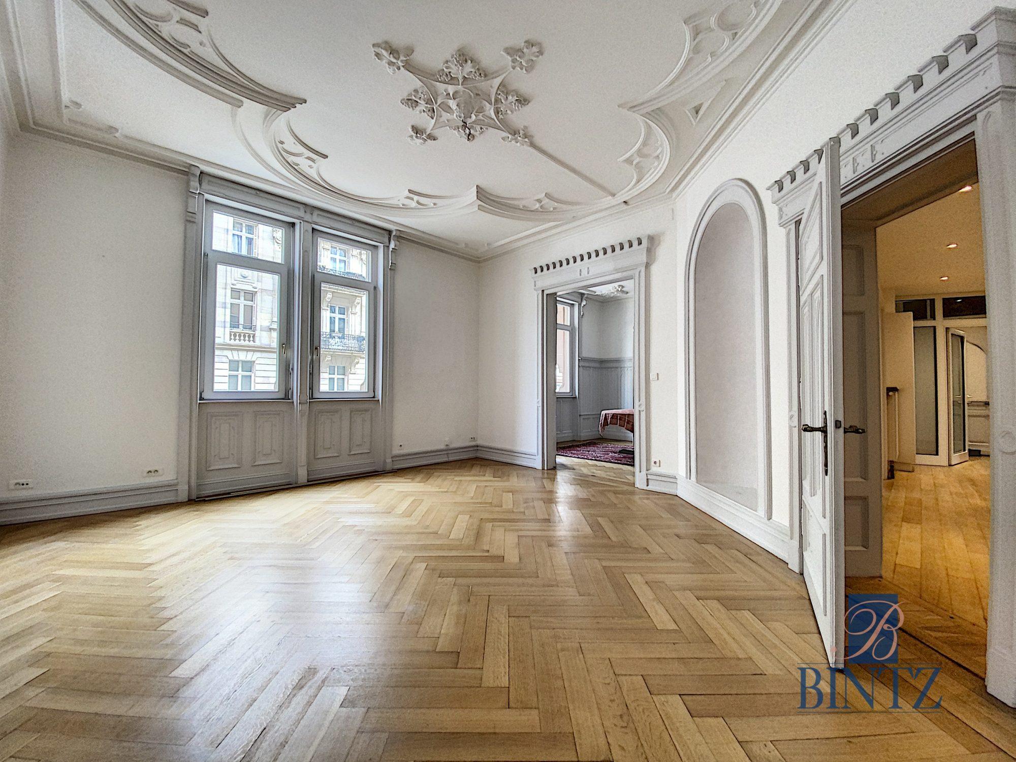 Magnifique 6 pièces de 164m2 Quartier Neustadt - Devenez propriétaire en toute confiance - Bintz Immobilier - 1