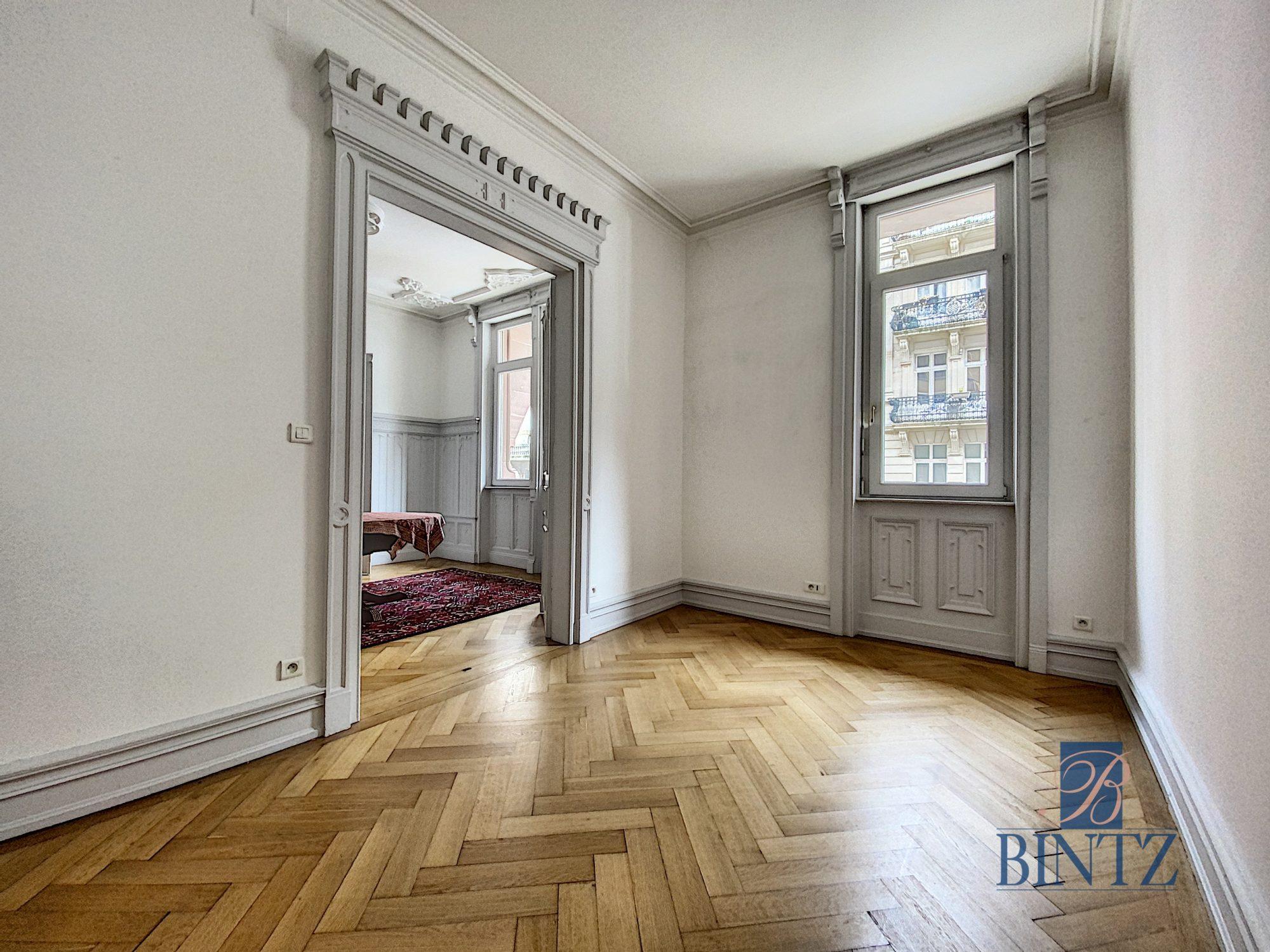 Magnifique 6 pièces de 164m2 Quartier Neustadt - Devenez propriétaire en toute confiance - Bintz Immobilier - 7