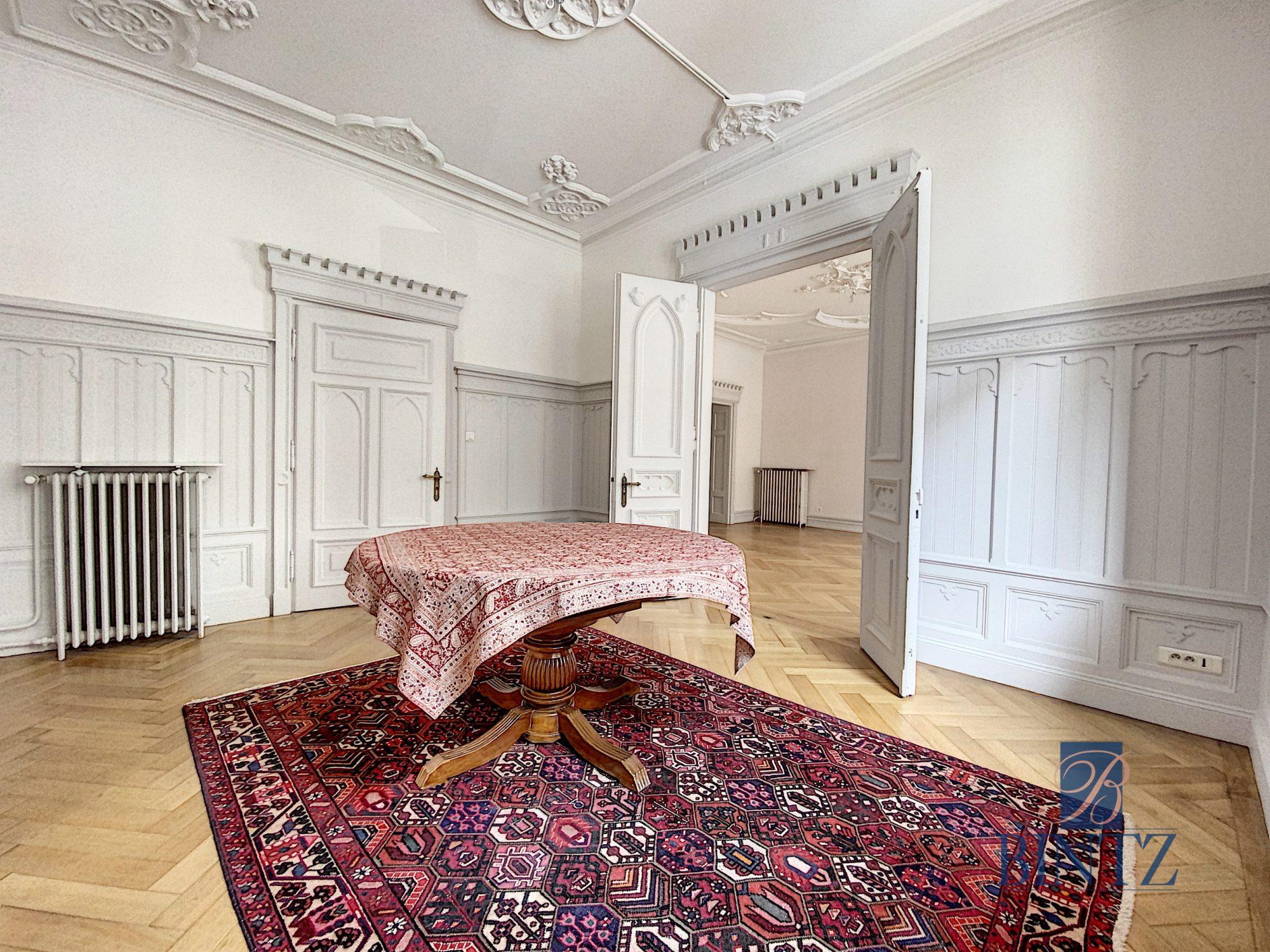 Magnifique 6 pièces de 164m2 Quartier Neustadt - Devenez propriétaire en toute confiance - Bintz Immobilier - 5