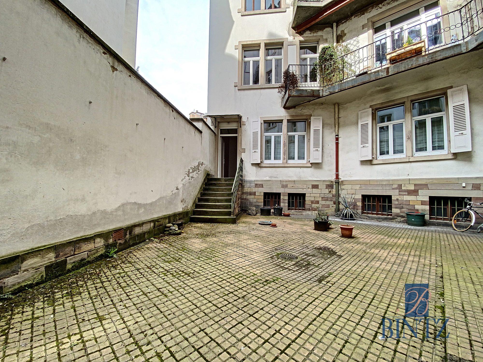 Magnifique 6 pièces de 164m2 Quartier Neustadt - Devenez propriétaire en toute confiance - Bintz Immobilier - 15