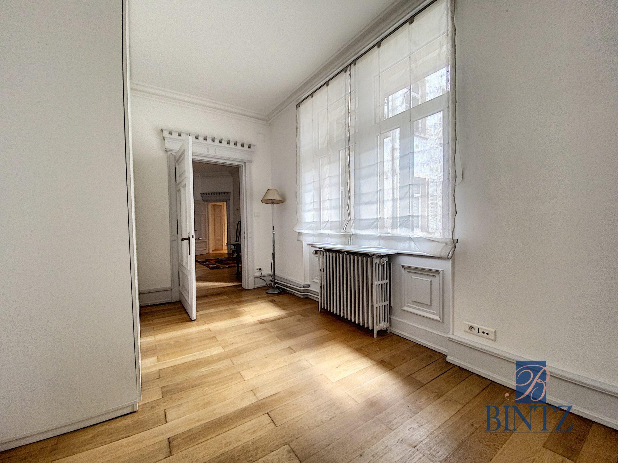 Magnifique 6 pièces de 164m2 Quartier Neustadt - Devenez propriétaire en toute confiance - Bintz Immobilier - 13
