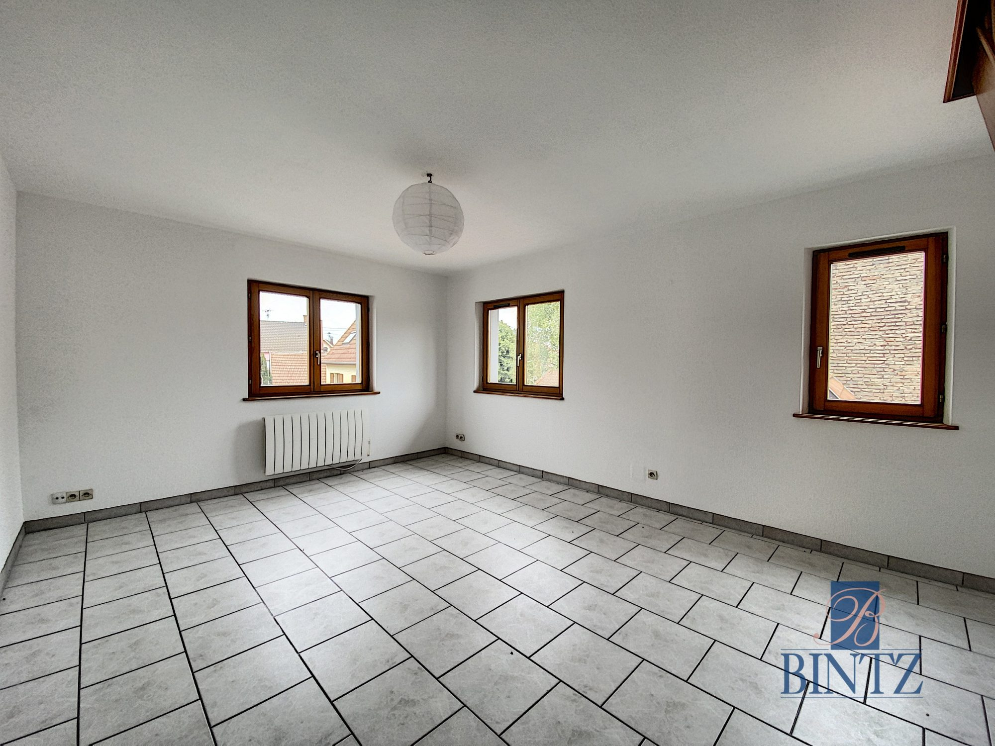 Charmant T3 Duplex avec belle terrasse - Devenez propriétaire en toute confiance - Bintz Immobilier - 3