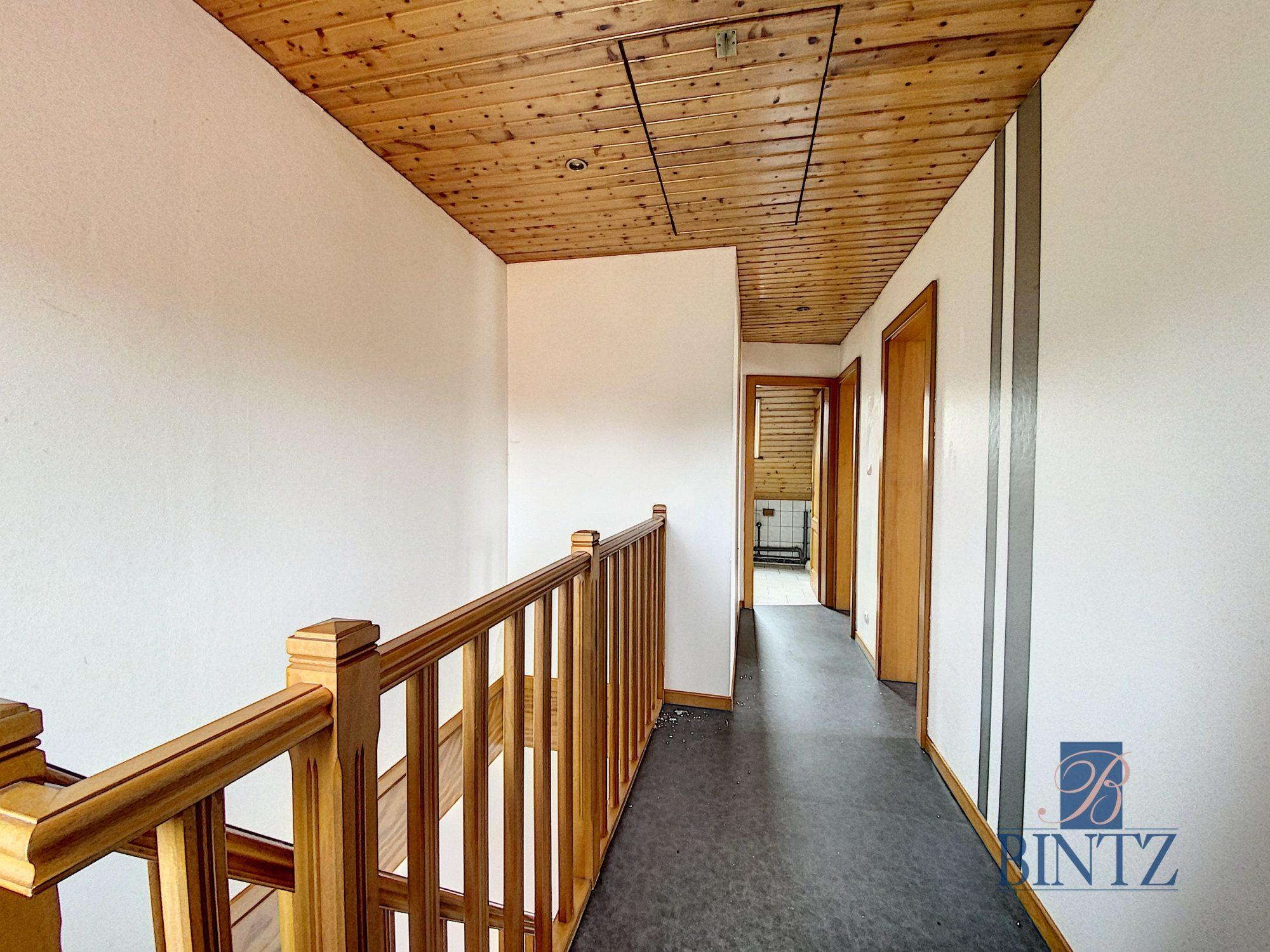 Charmant T3 Duplex avec belle terrasse - Devenez propriétaire en toute confiance - Bintz Immobilier - 7
