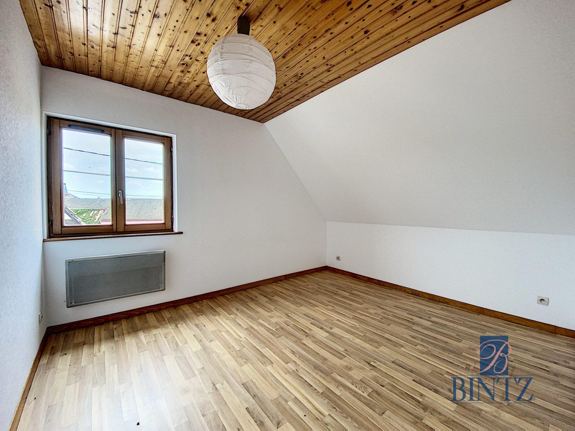 Charmant T3 Duplex avec belle terrasse - Devenez propriétaire en toute confiance - Bintz Immobilier - 8