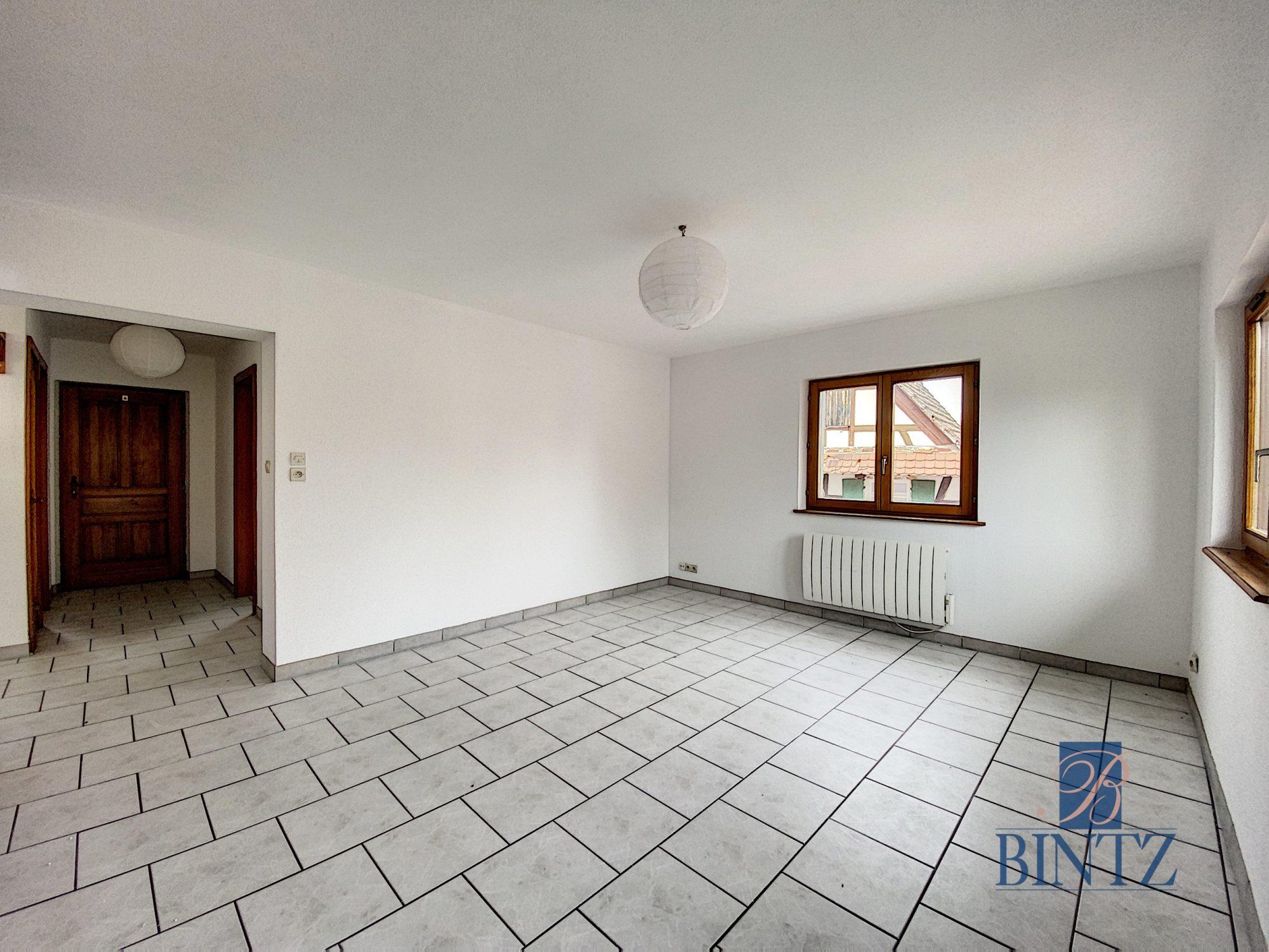 Charmant T3 Duplex avec belle terrasse - Devenez propriétaire en toute confiance - Bintz Immobilier - 5
