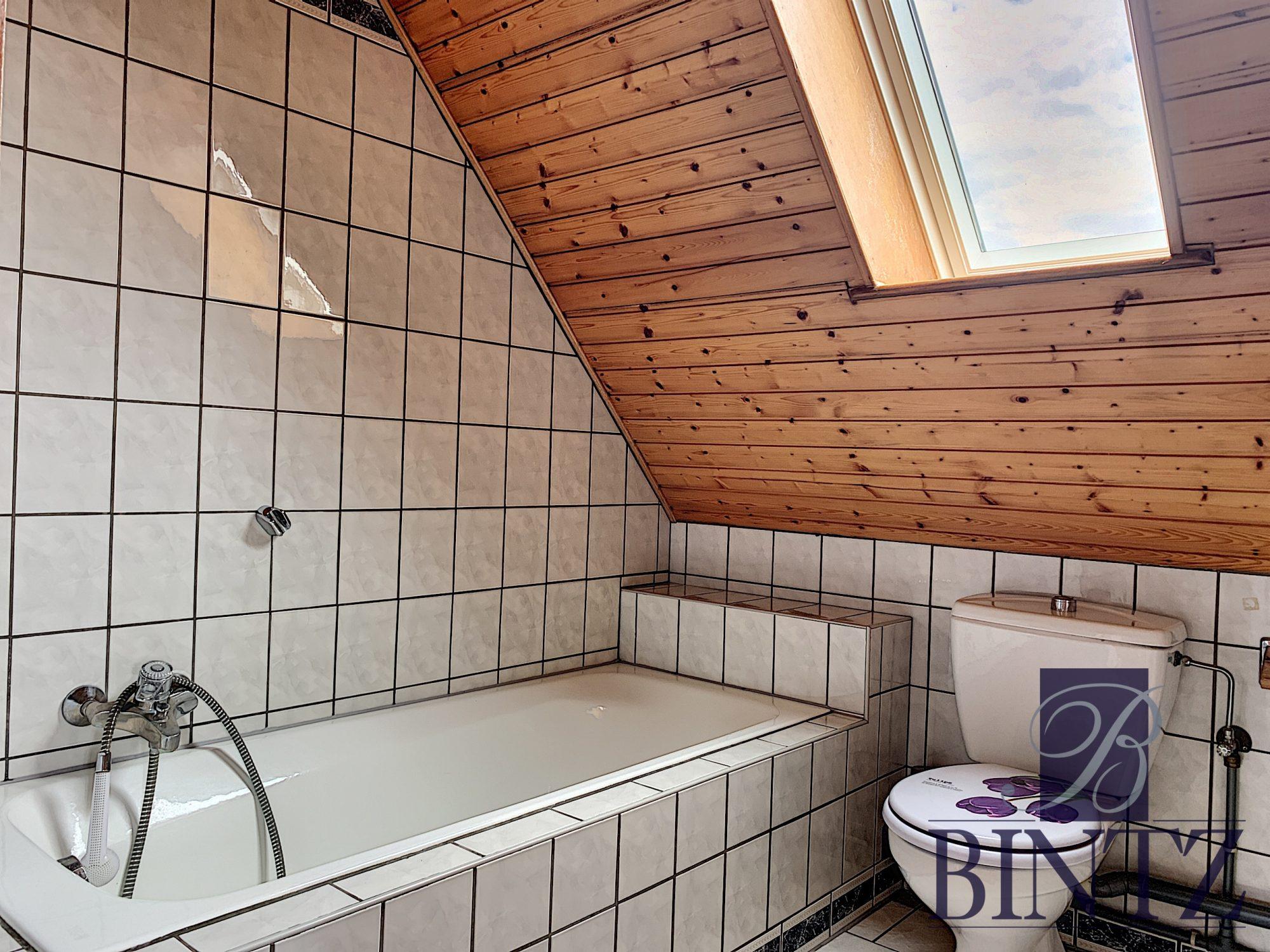 Charmant T3 Duplex avec belle terrasse - Devenez propriétaire en toute confiance - Bintz Immobilier - 10